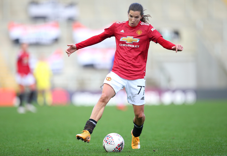 Manchester United Women v Bristol City Women - Barclays FA Women's Super League