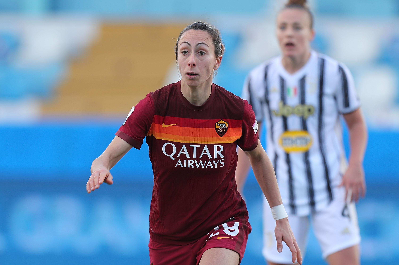 Juventus v AS Roma - Women's Super Cup Semifinal