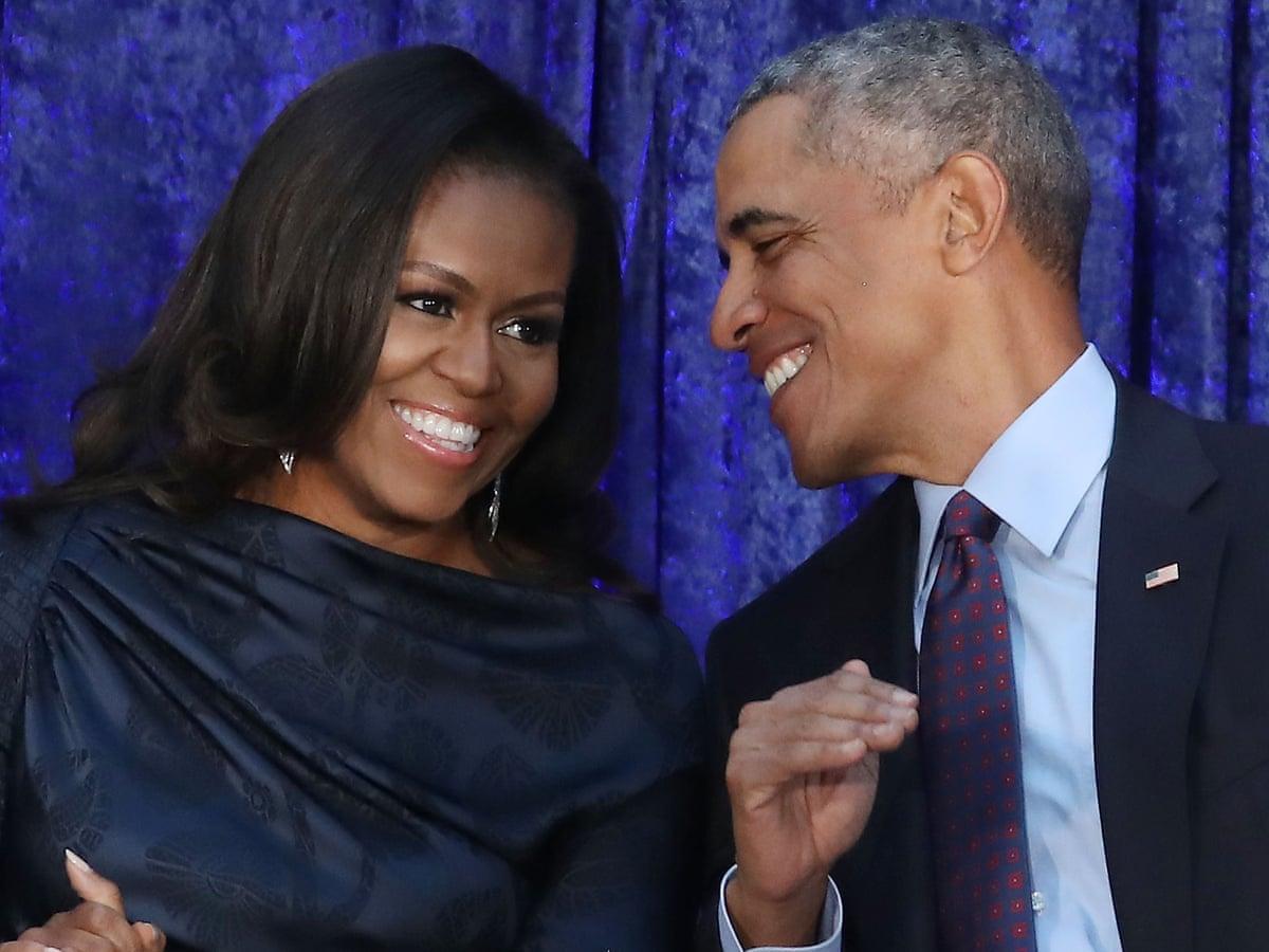 Michelle, Barack Obama