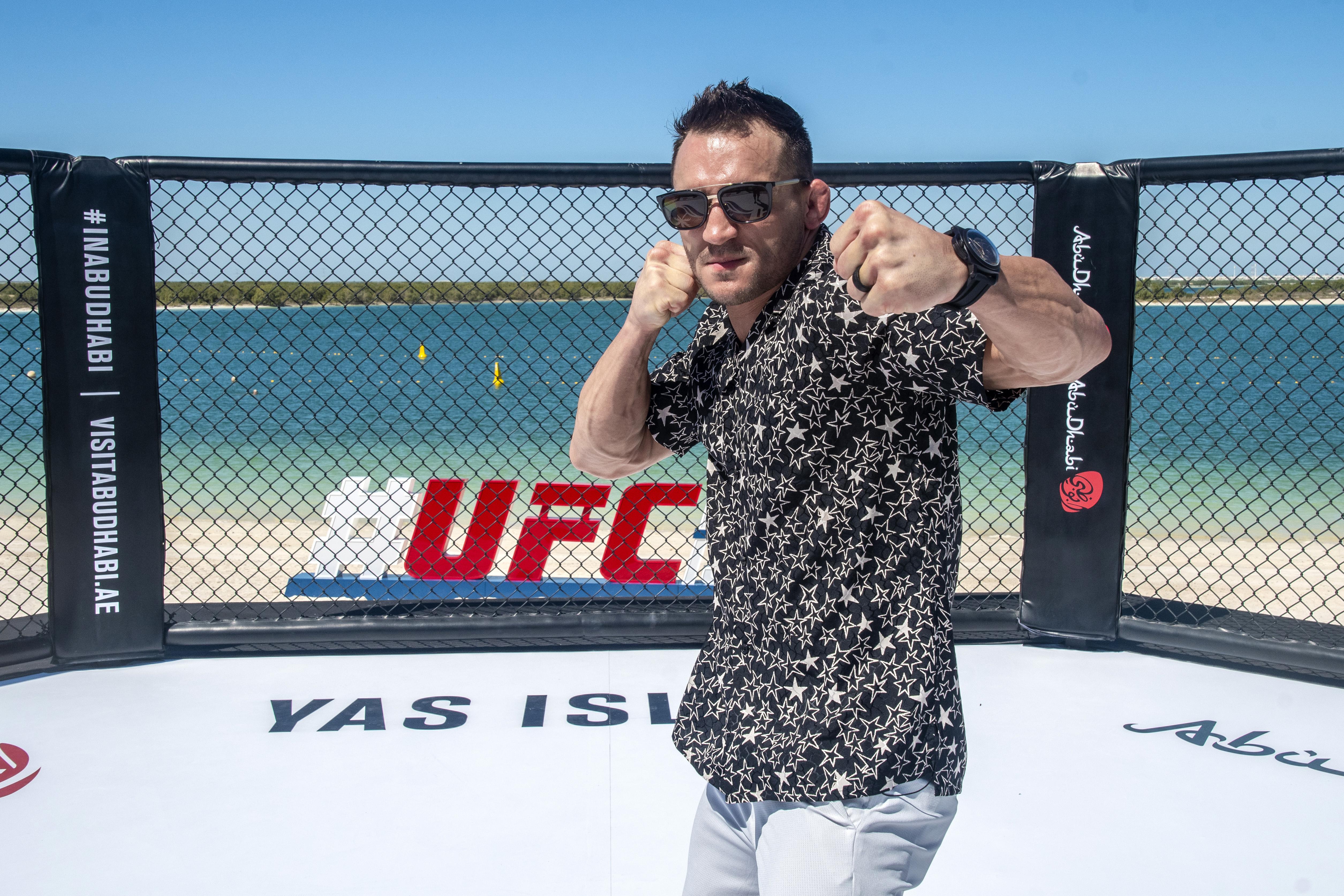 UFC 254: Previews