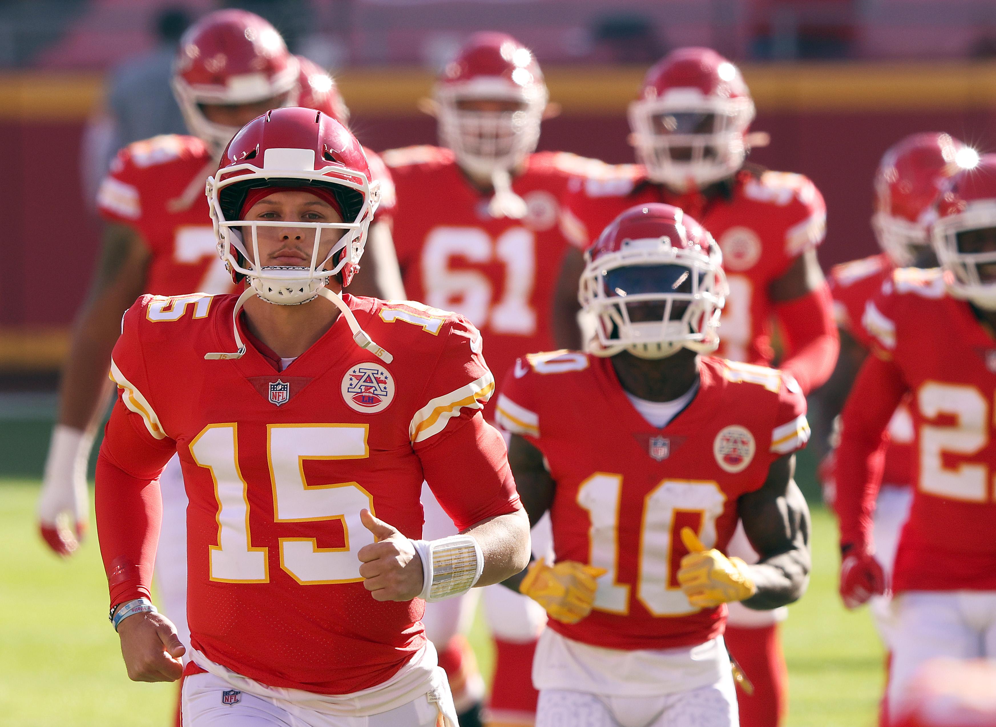 Atlanta Falcons v Kansas City Chiefs