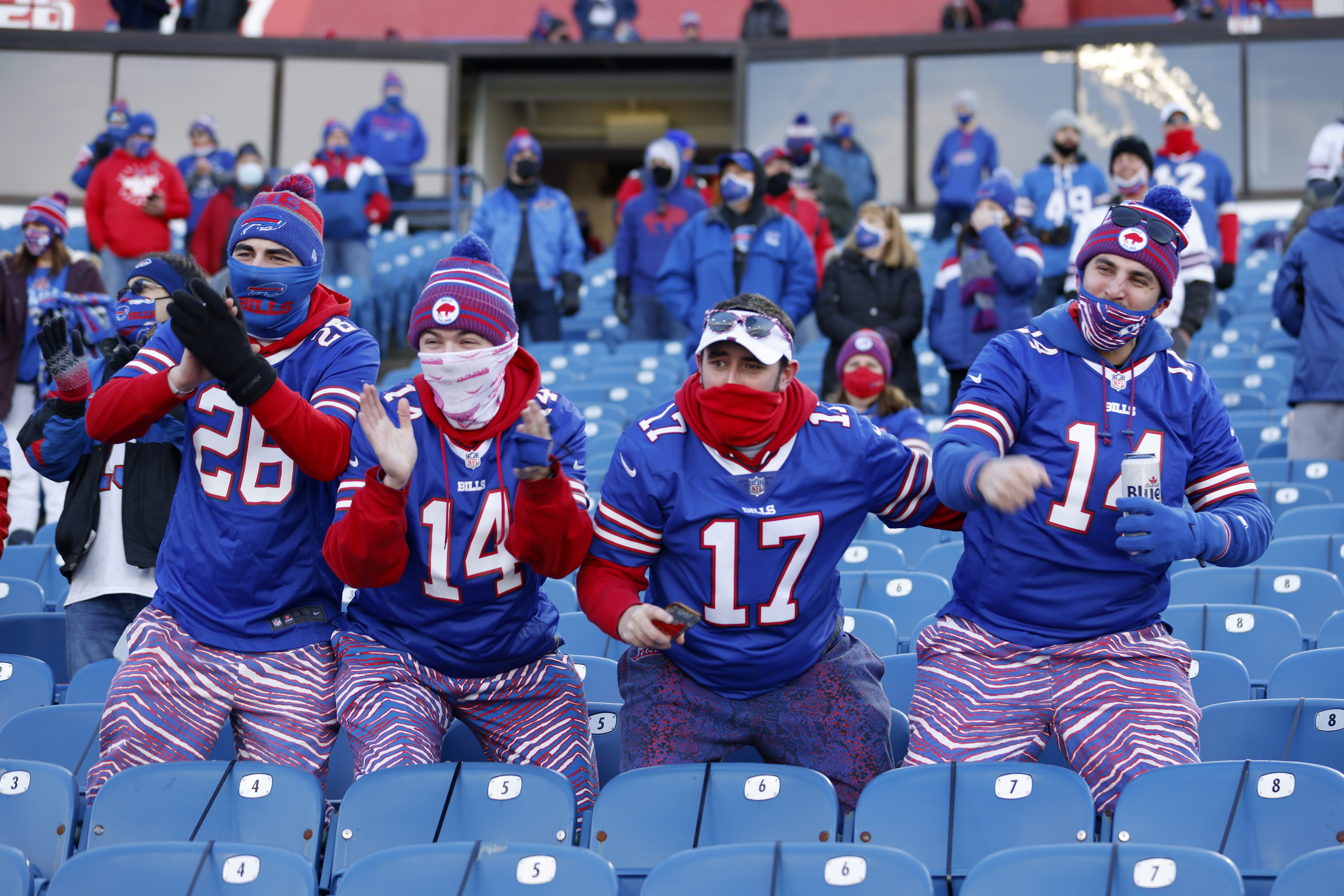 Wild Card Round - Indianapolis Colts v Buffalo Bills