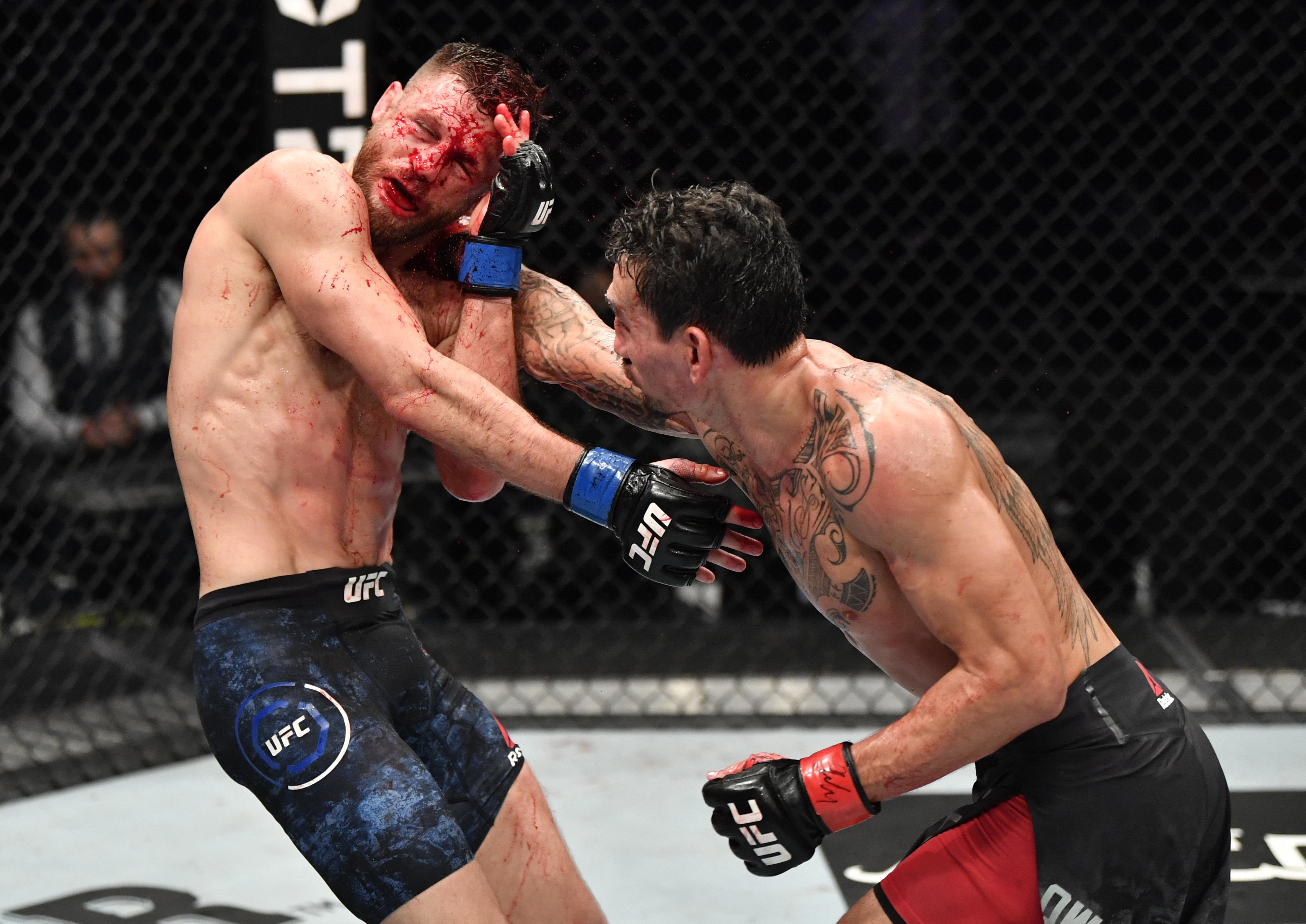 UFC Fight Night: max Holloway v calvin Kattar Dana White MMA news