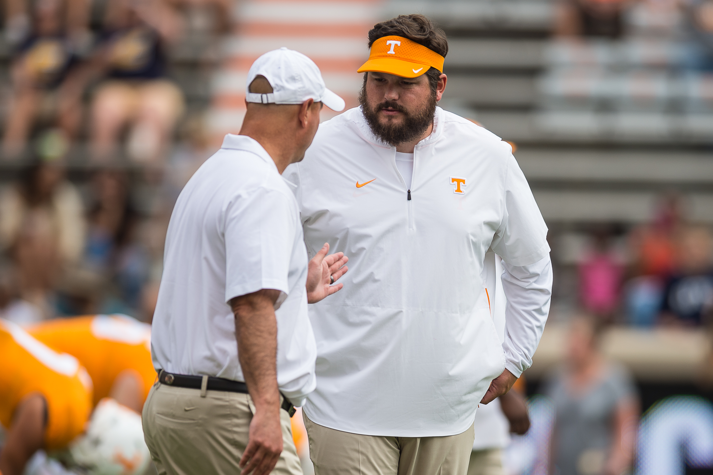 COLLEGE FOOTBALL: SEP 14 Chattanooga at Tennessee