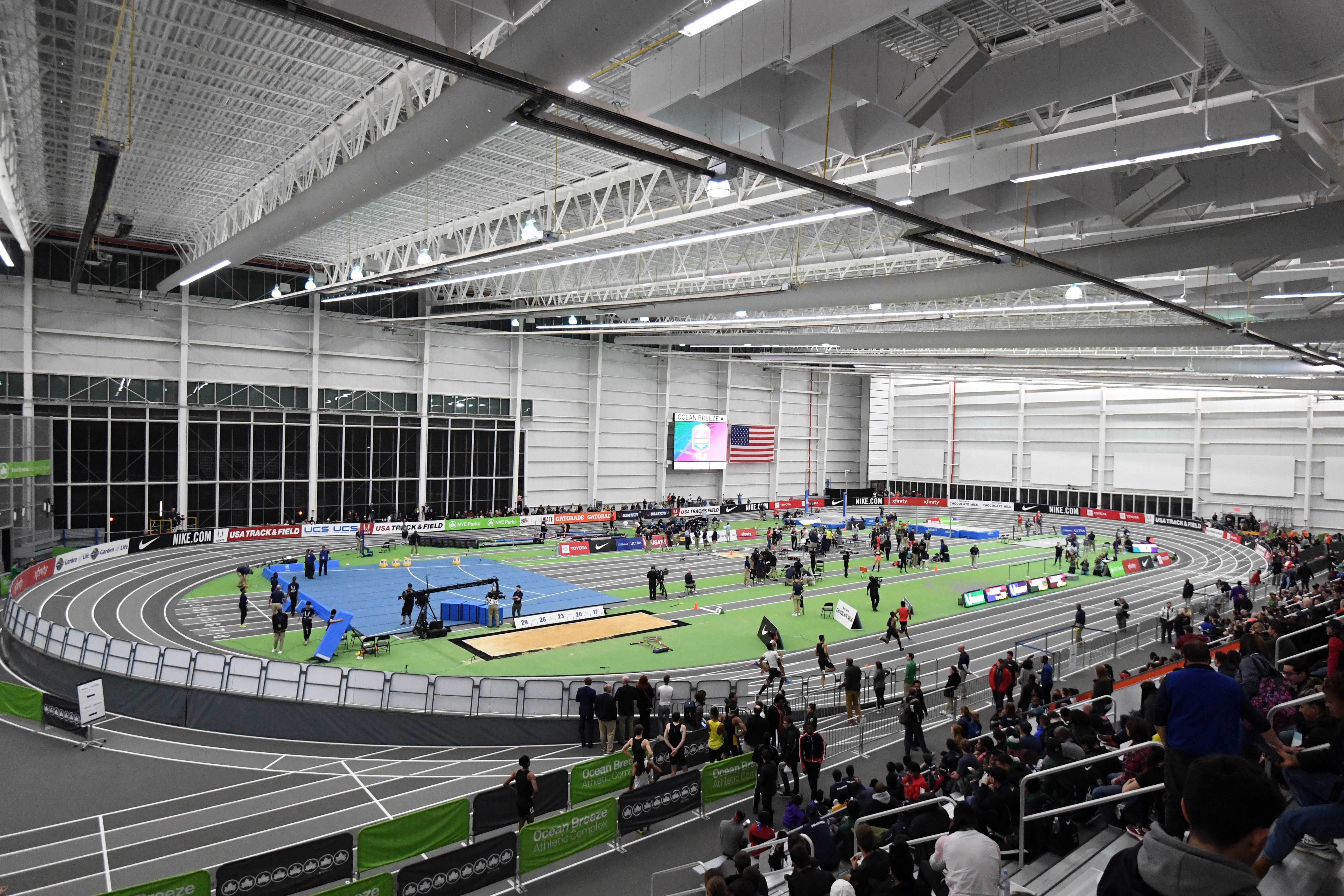 Track and Field: USATF Indoor Championships