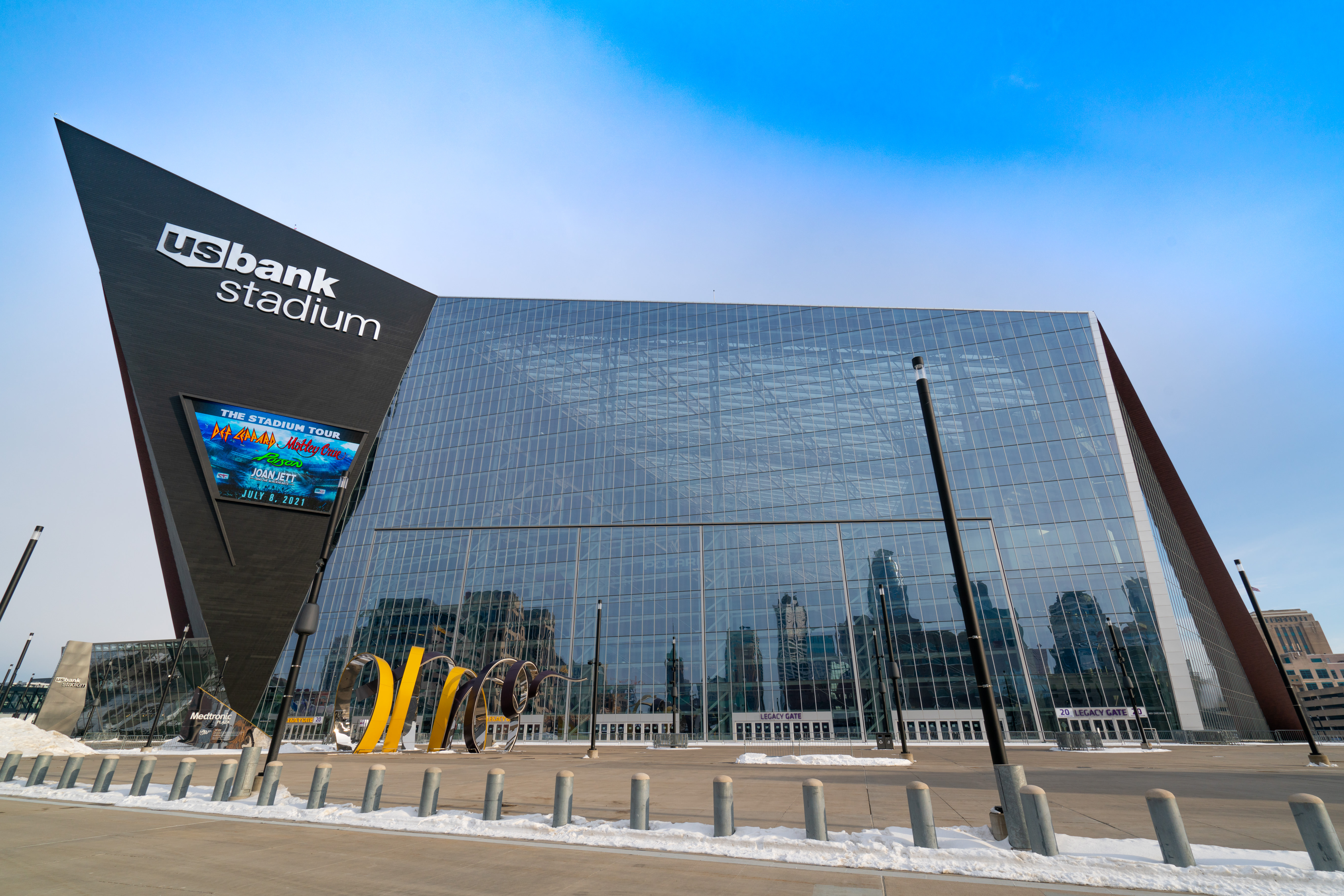Minneapolis Exteriors And Landmarks - 2021