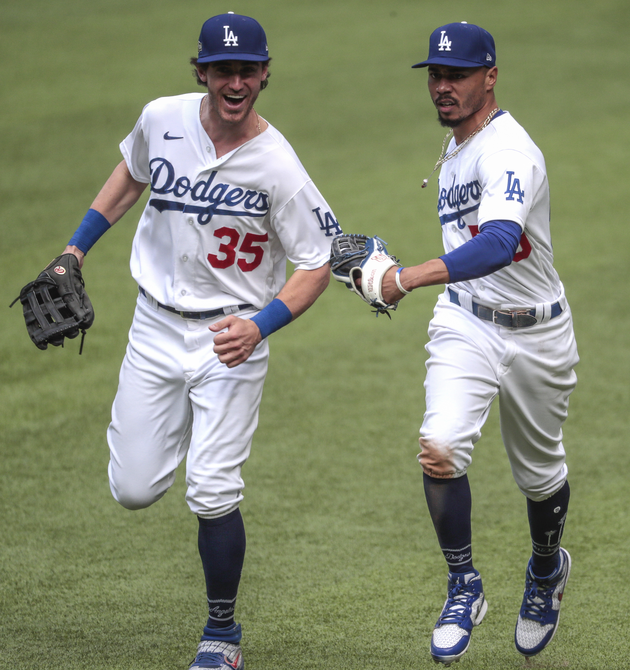 League Championship - Atlanta Braves v Los Angeles Dodgers - Game Six