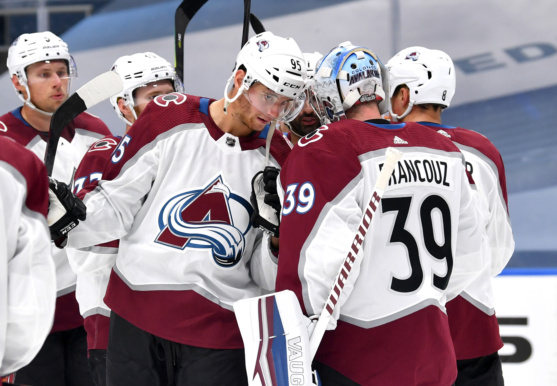 NHL: Exhibition-Colorado Avalanche vs Minnesota Wild