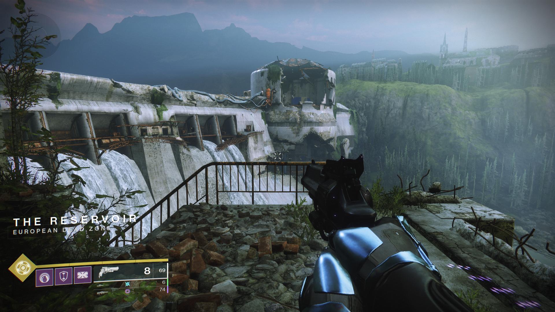 Destiny 2 Harbinger Reservoir