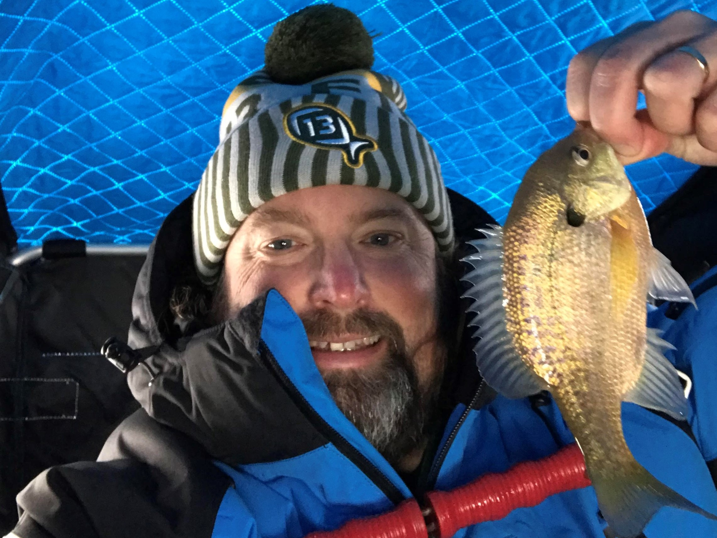 """Other than Ken """"Husker"""" O'Malley's damn hat, this is fairly representative of the last week in area fishing. Provided photo"""