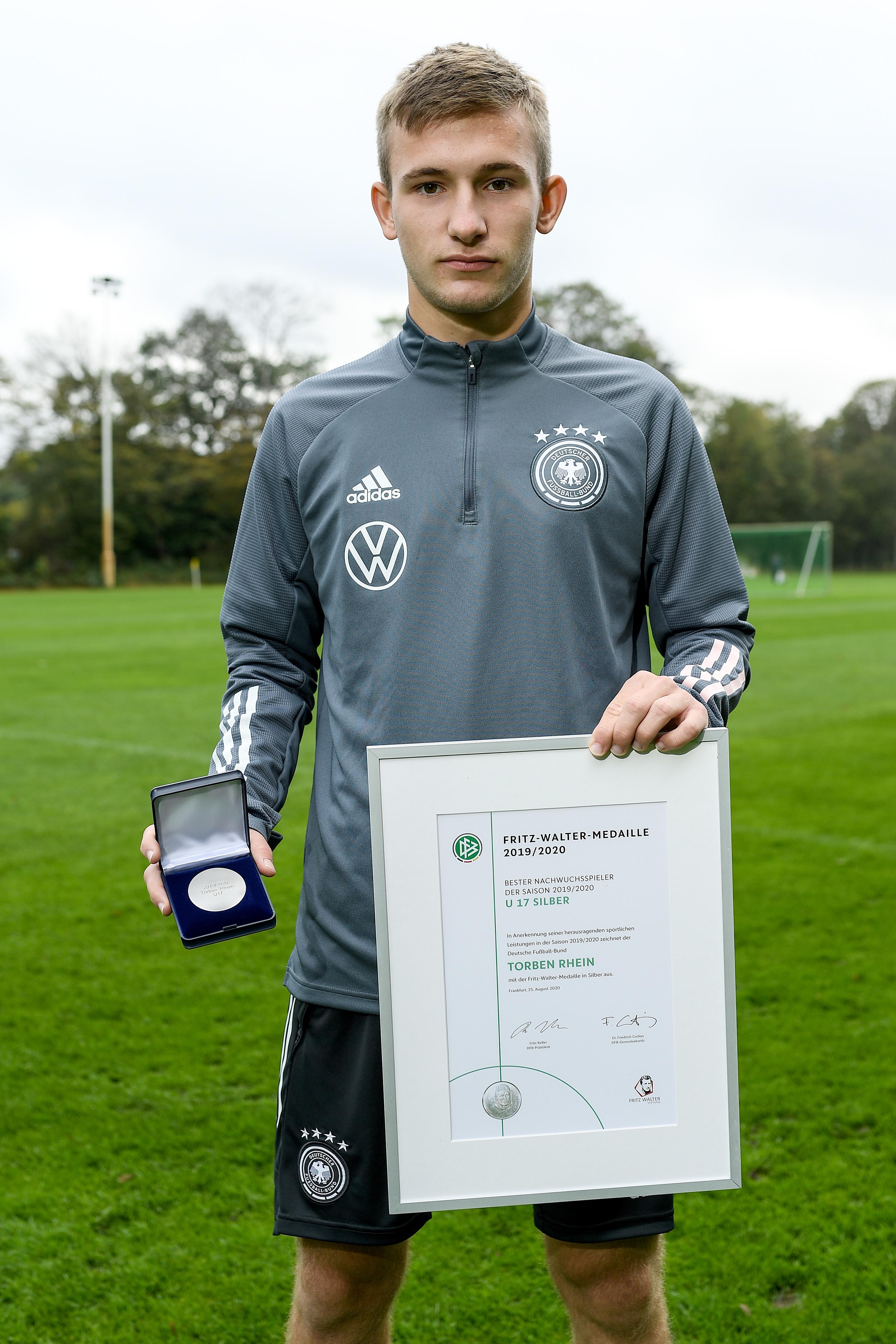 Fritz-Walter-Medals Awarding Ceremony
