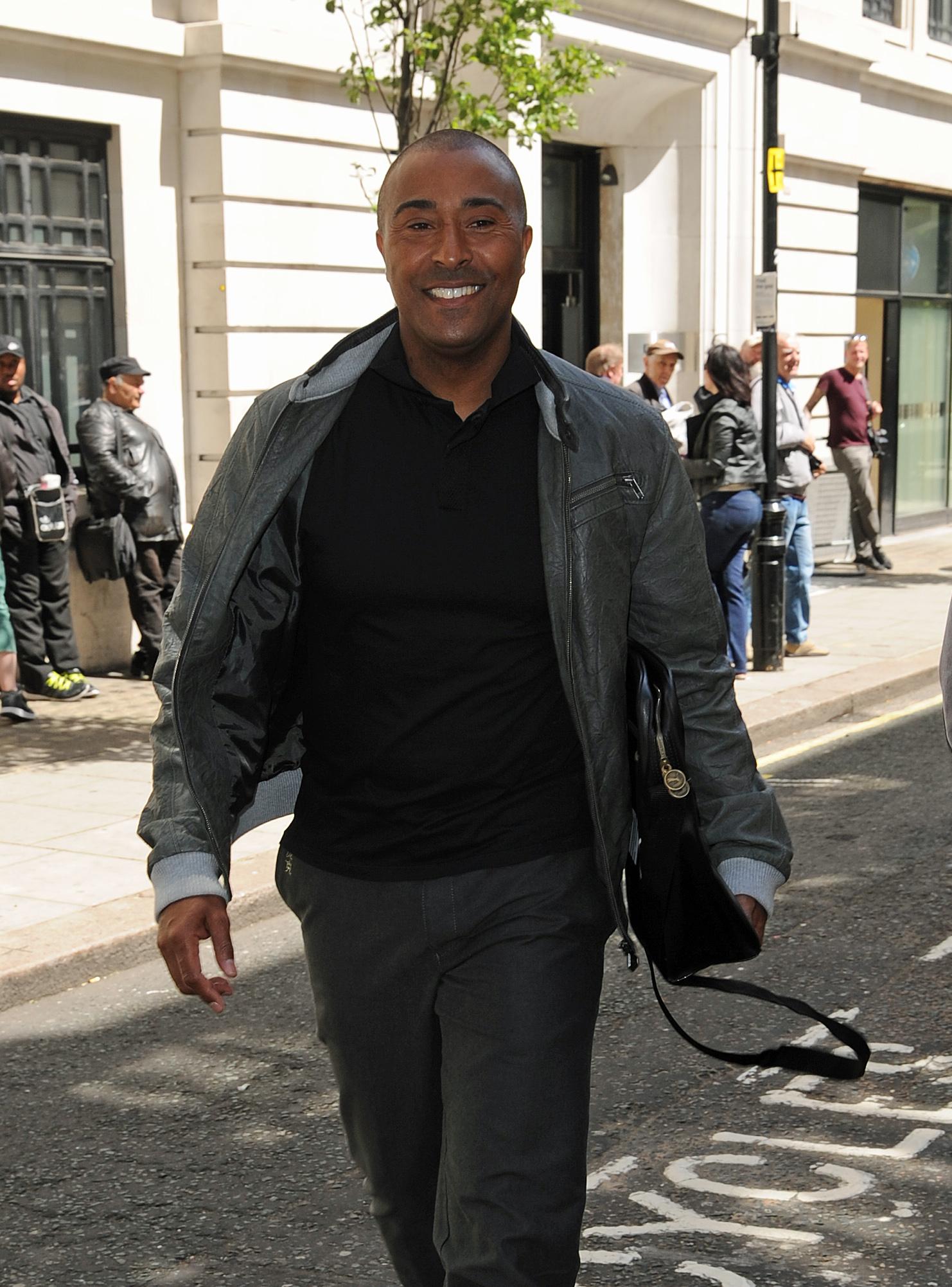 London Celebrity Sightings - June 15, 2015