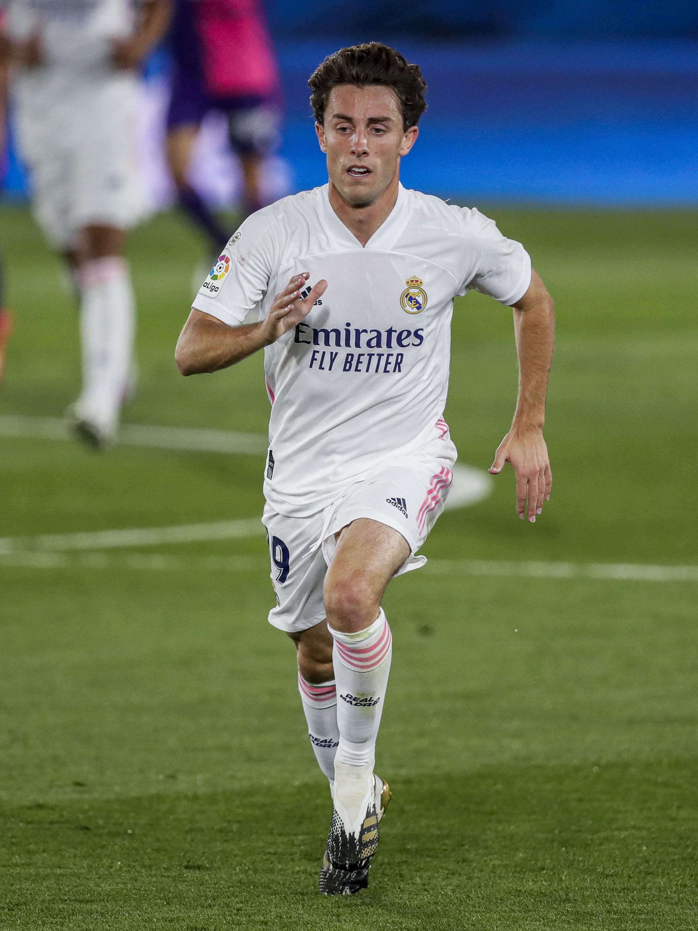 Real Madrid v Real Valladolid - La Liga Santander