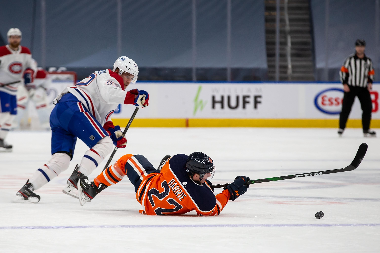 Montreal Canadiens v Edmonton Oilers