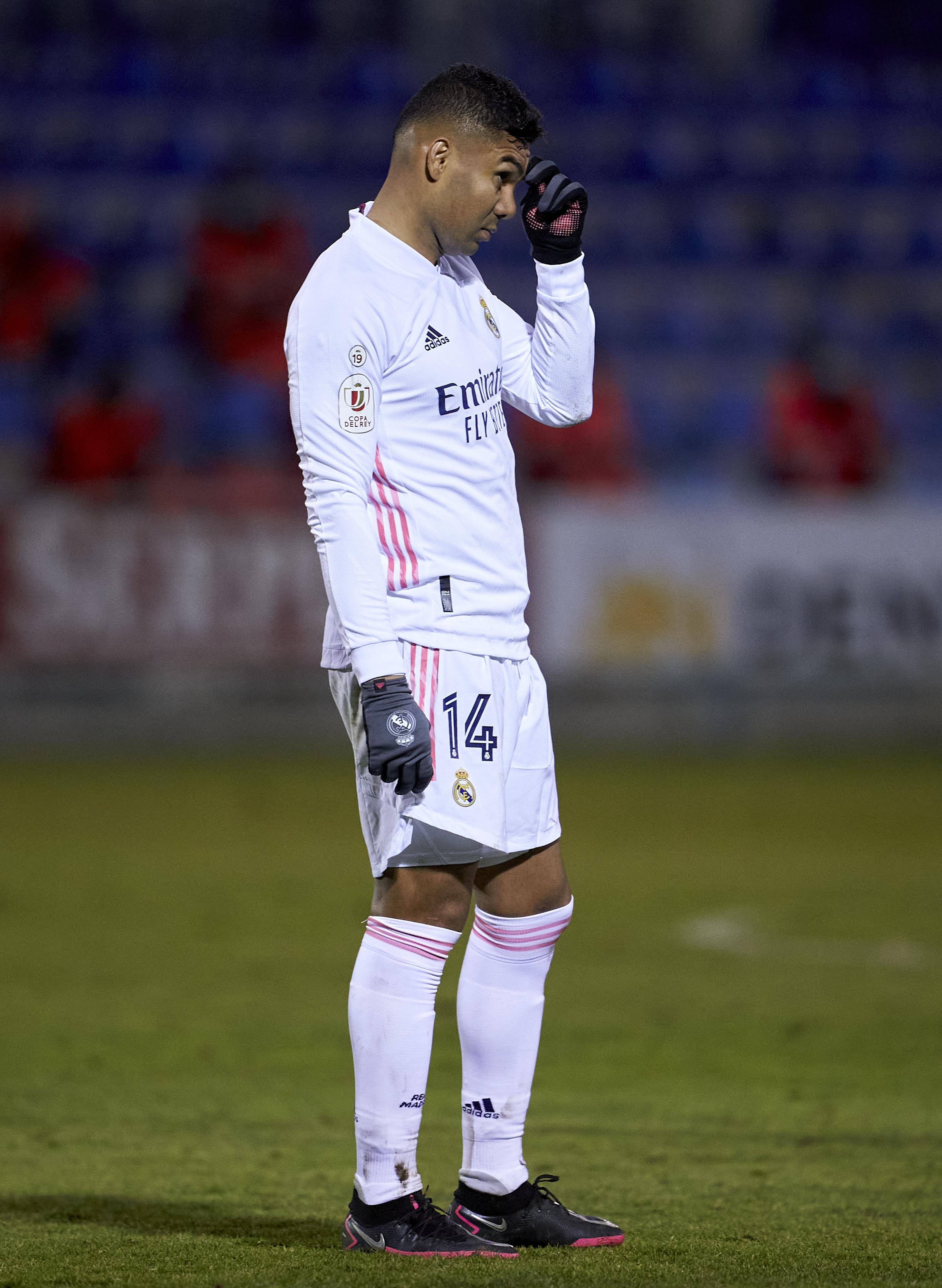 CD Alcoyano v Real Madrid - Copa del Rey