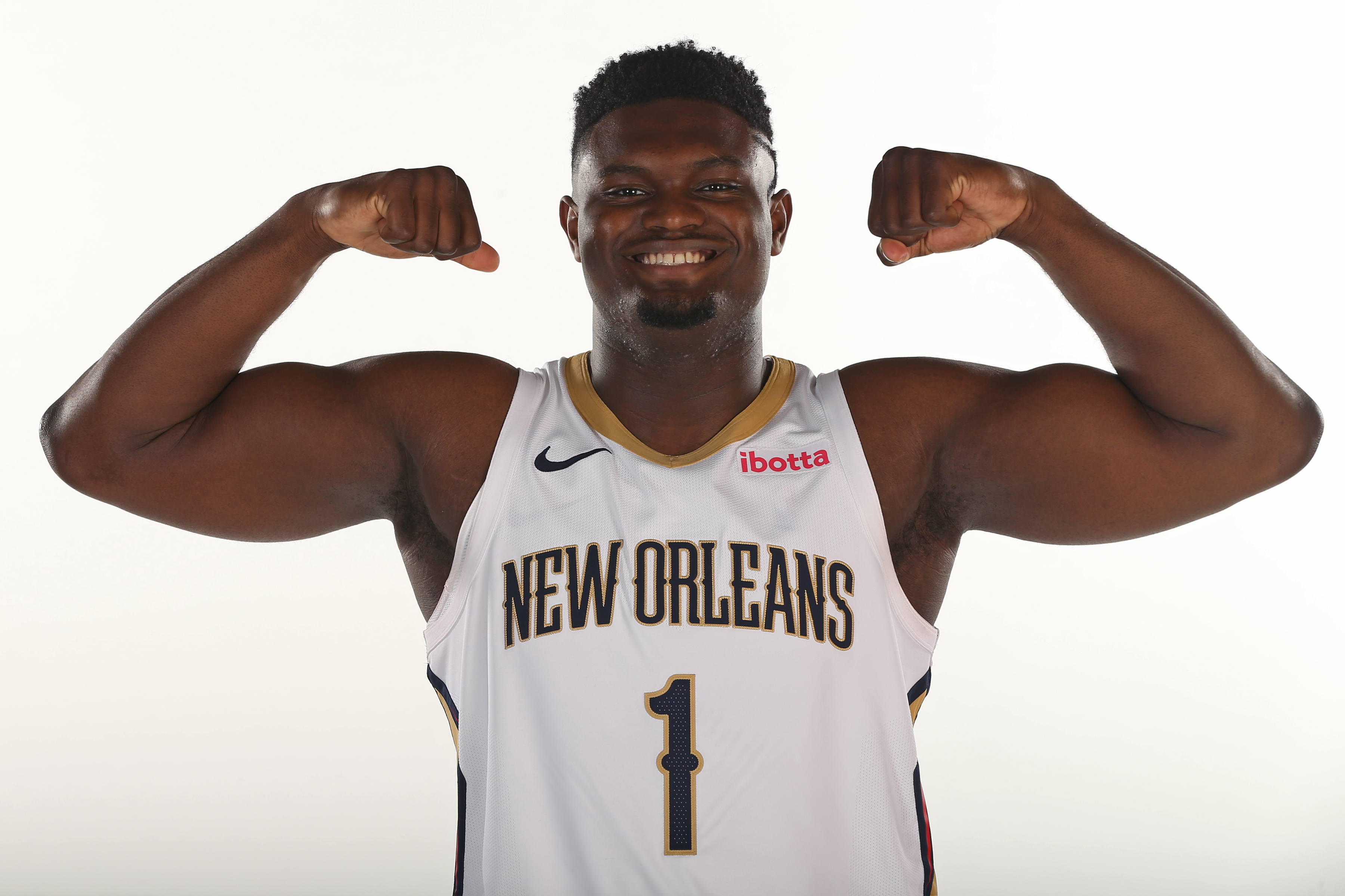 2020-21 New Orleans Pelicans Content Day