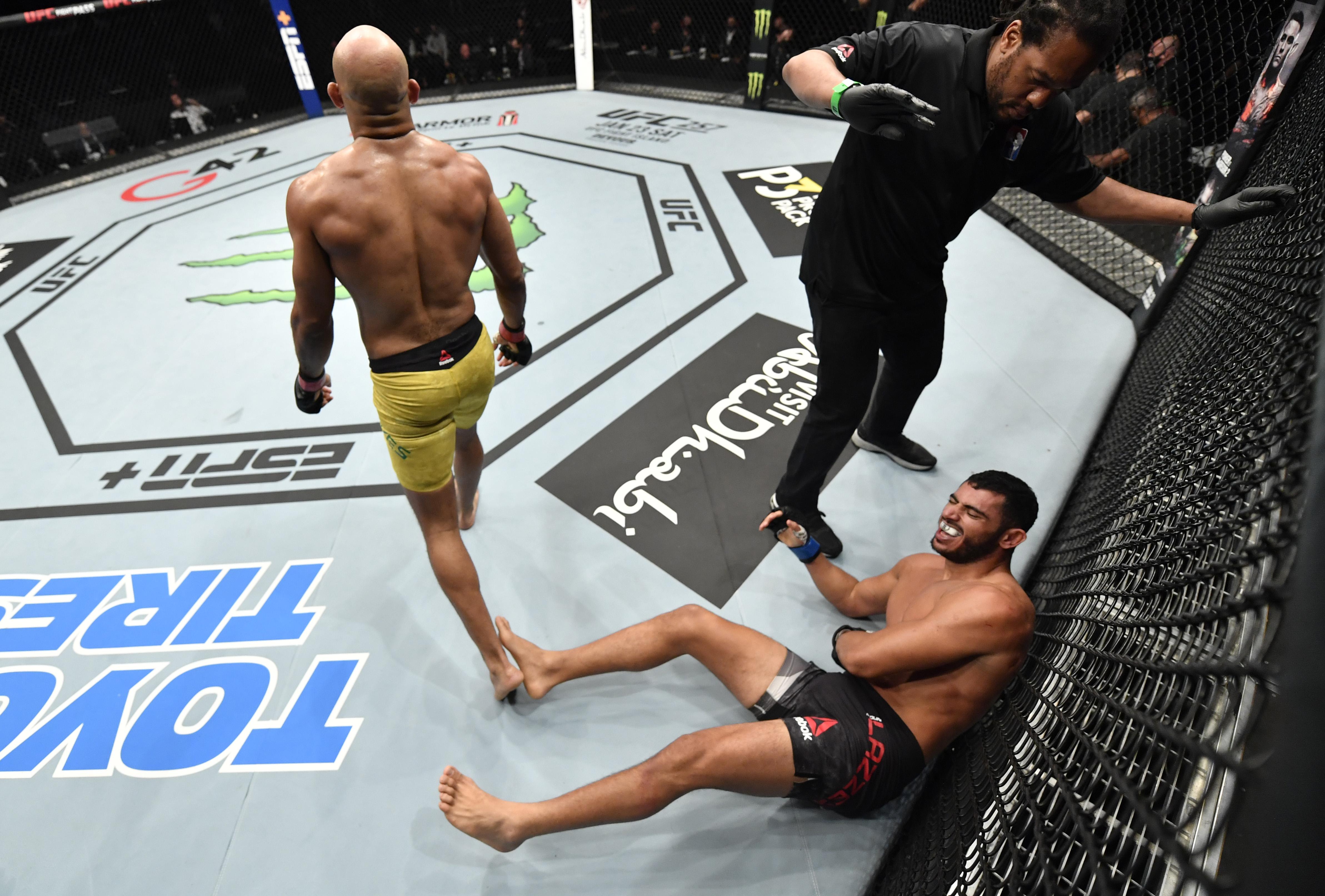 UFC Fight Night: Alves v Lazzez