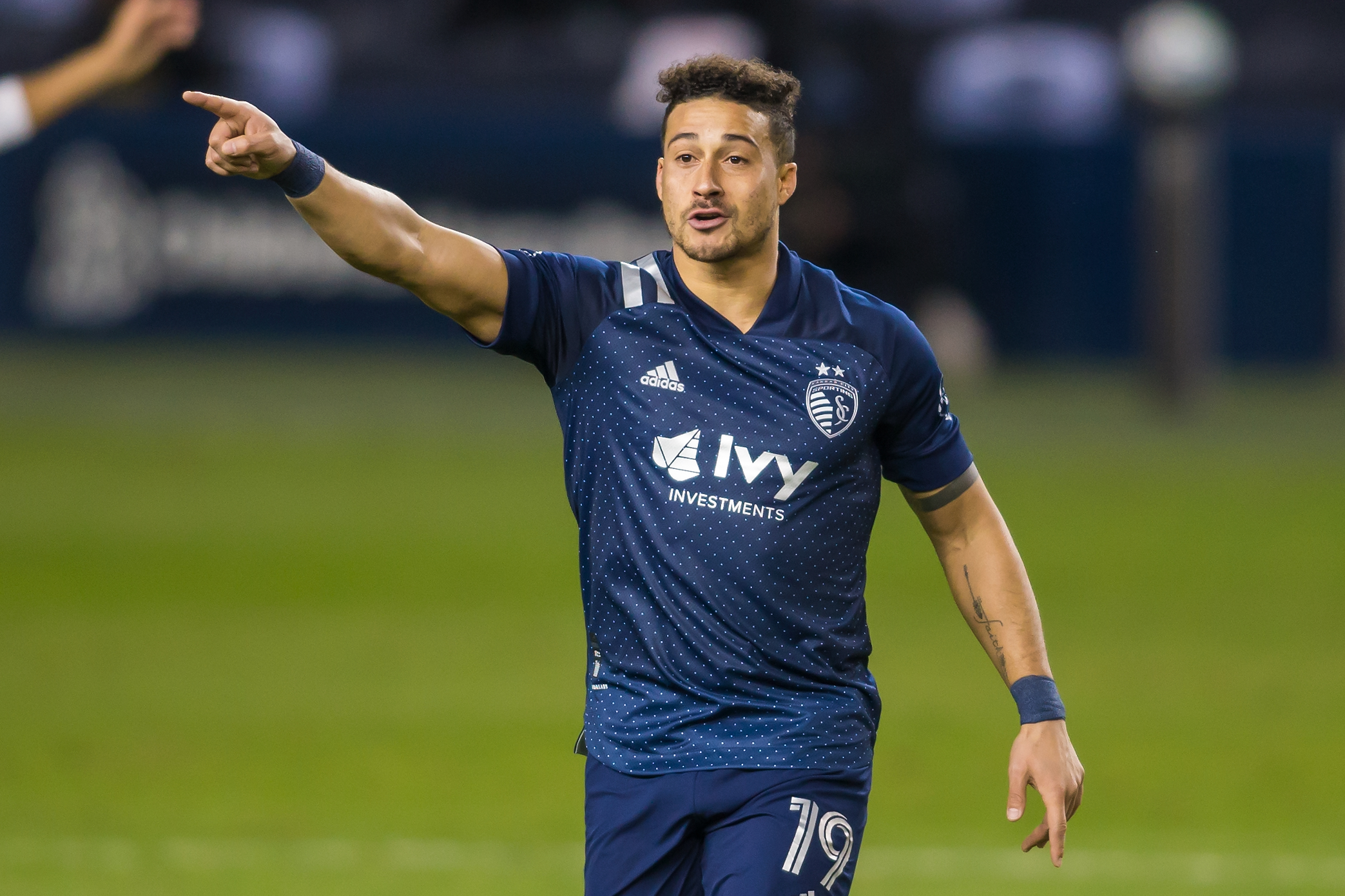 SOCCER: NOV 22 MLS Cup Playoffs Western Conference Round One - San Jose at Sporting KC