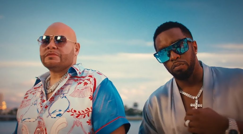 Fat Joe and Diddy