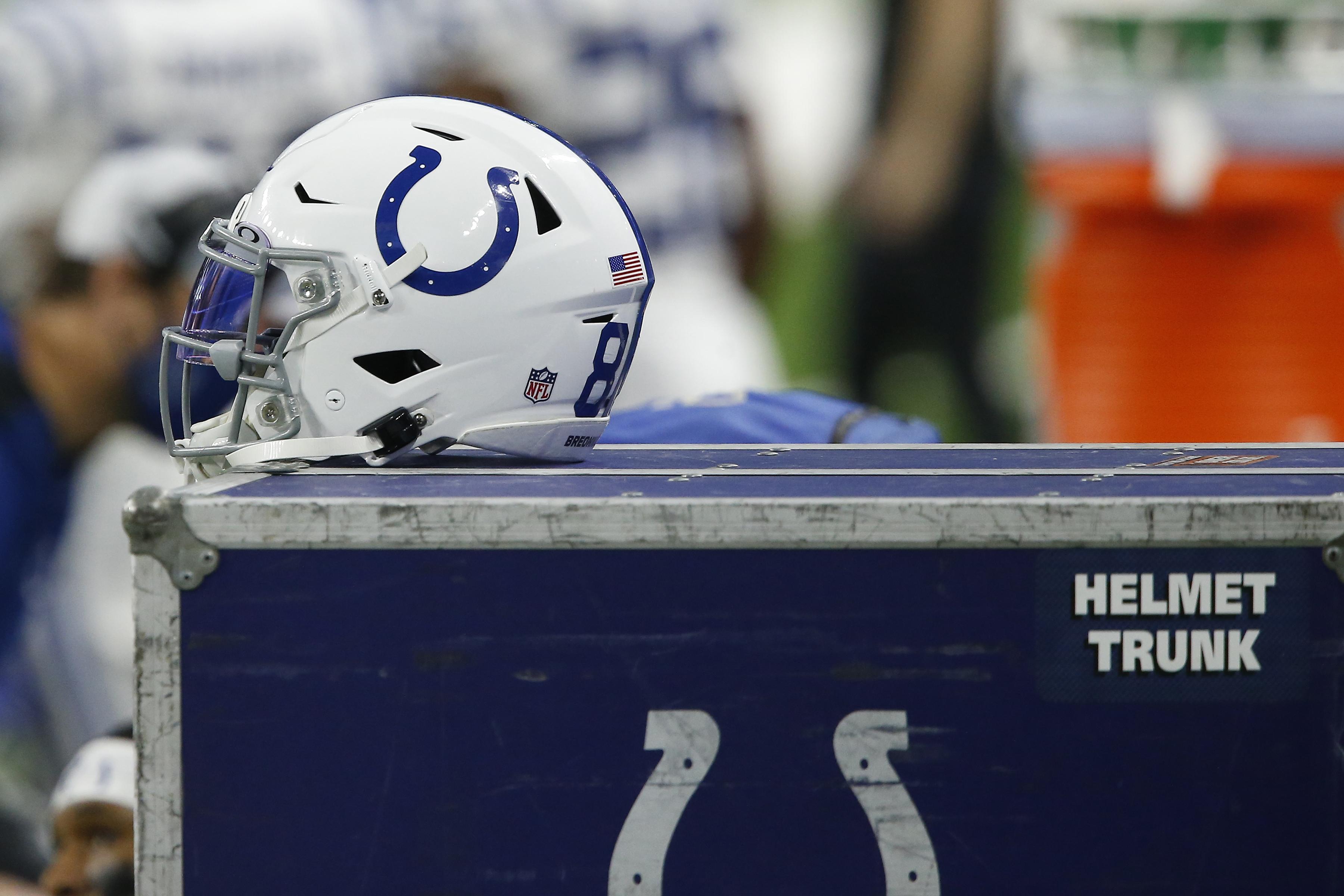 NFL: NOV 01 Colts at Lions