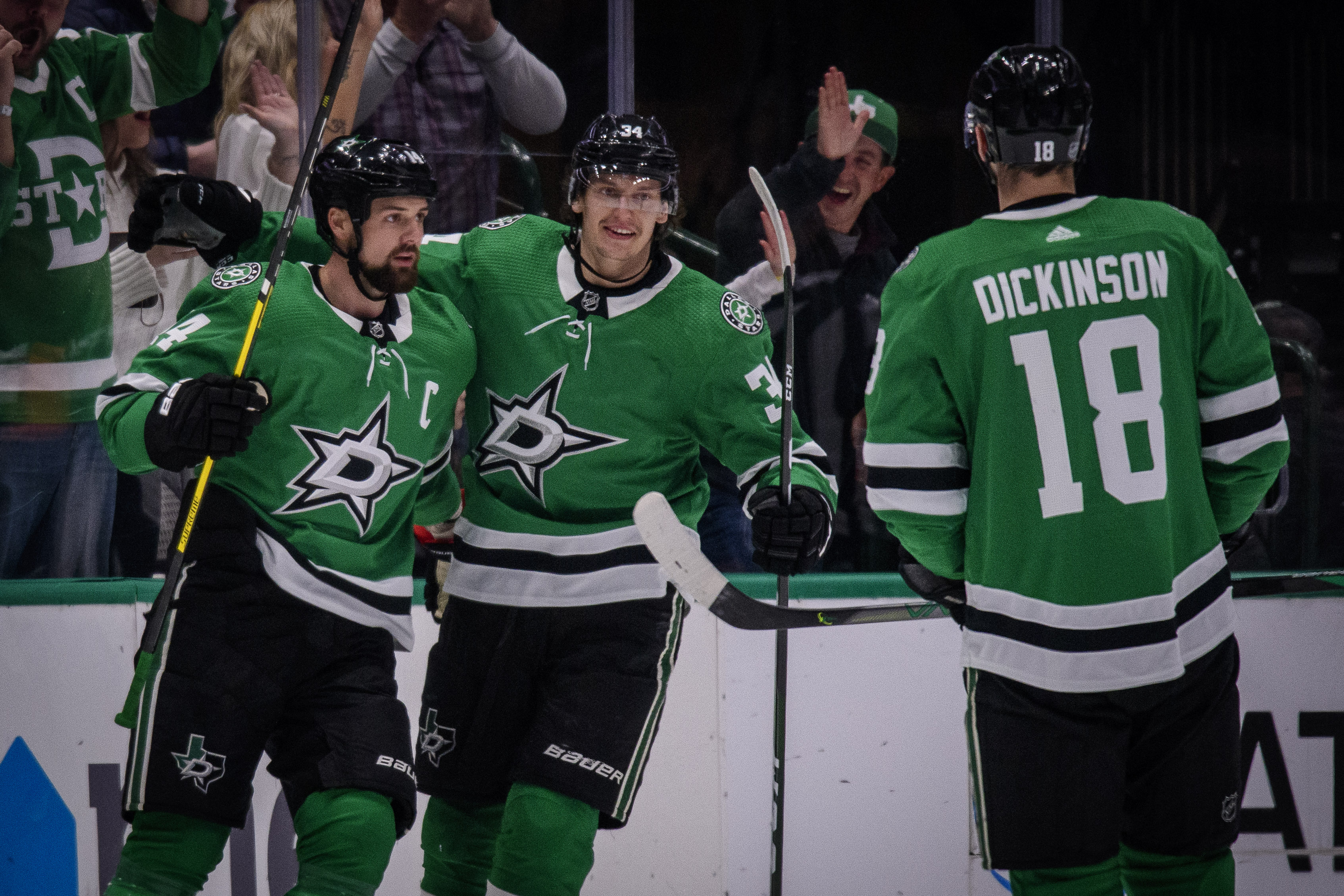 NHL: Carolina Hurricanes at Dallas Stars