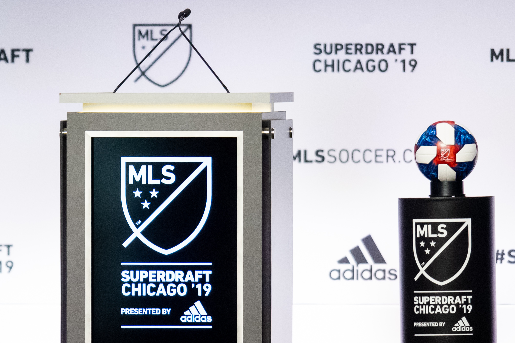 SOCCER: JAN 11 MLS SuperDraft