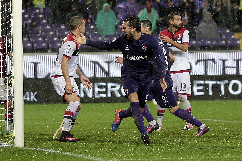 ACF Fiorentina v FC Crotone - Serie A
