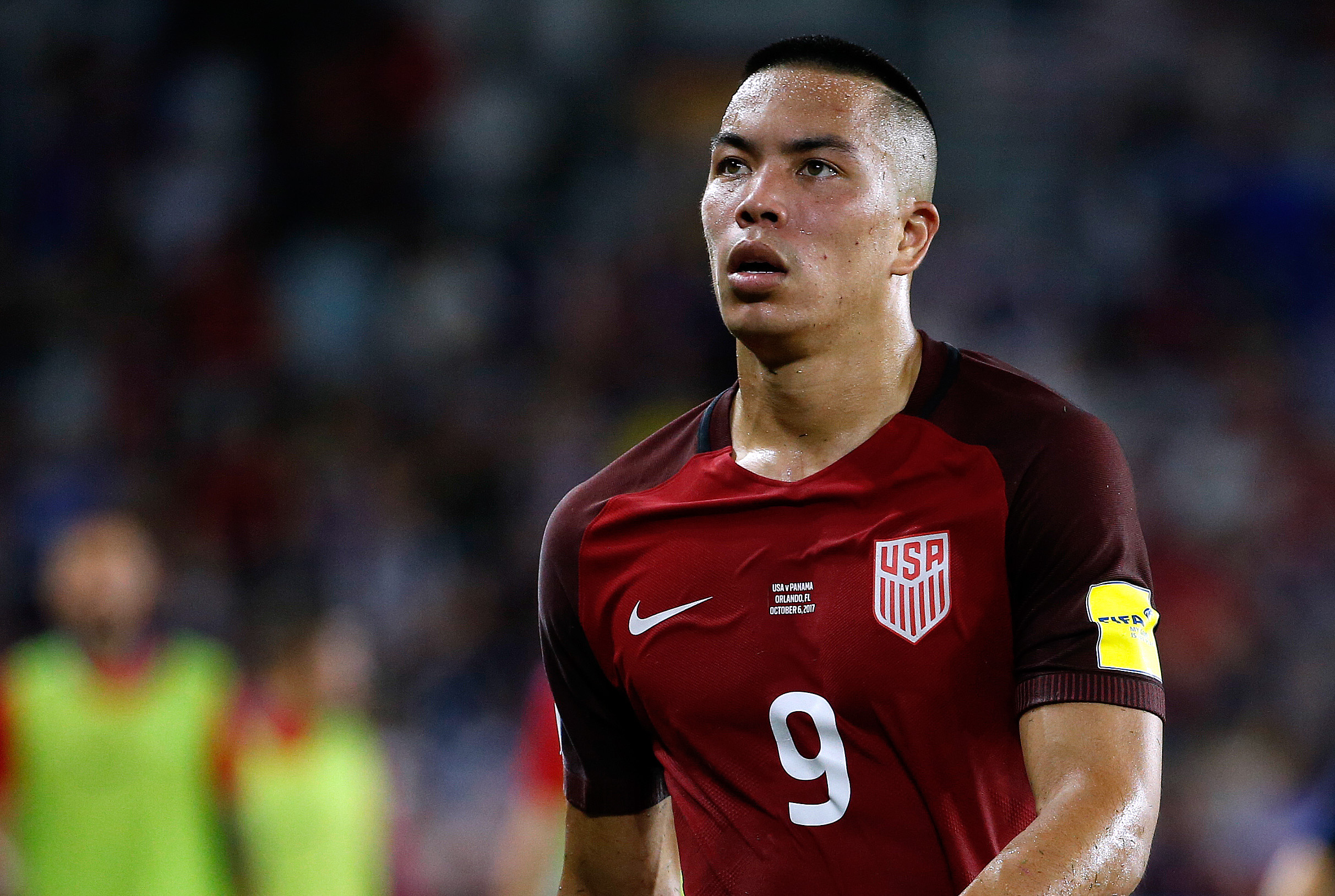 Soccer: 2018 World Cup Qualifier-Panama at USA