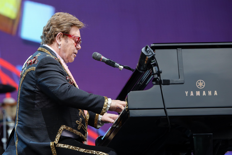 Elton John Farewell Yellow Brick Road Tour - Auckland