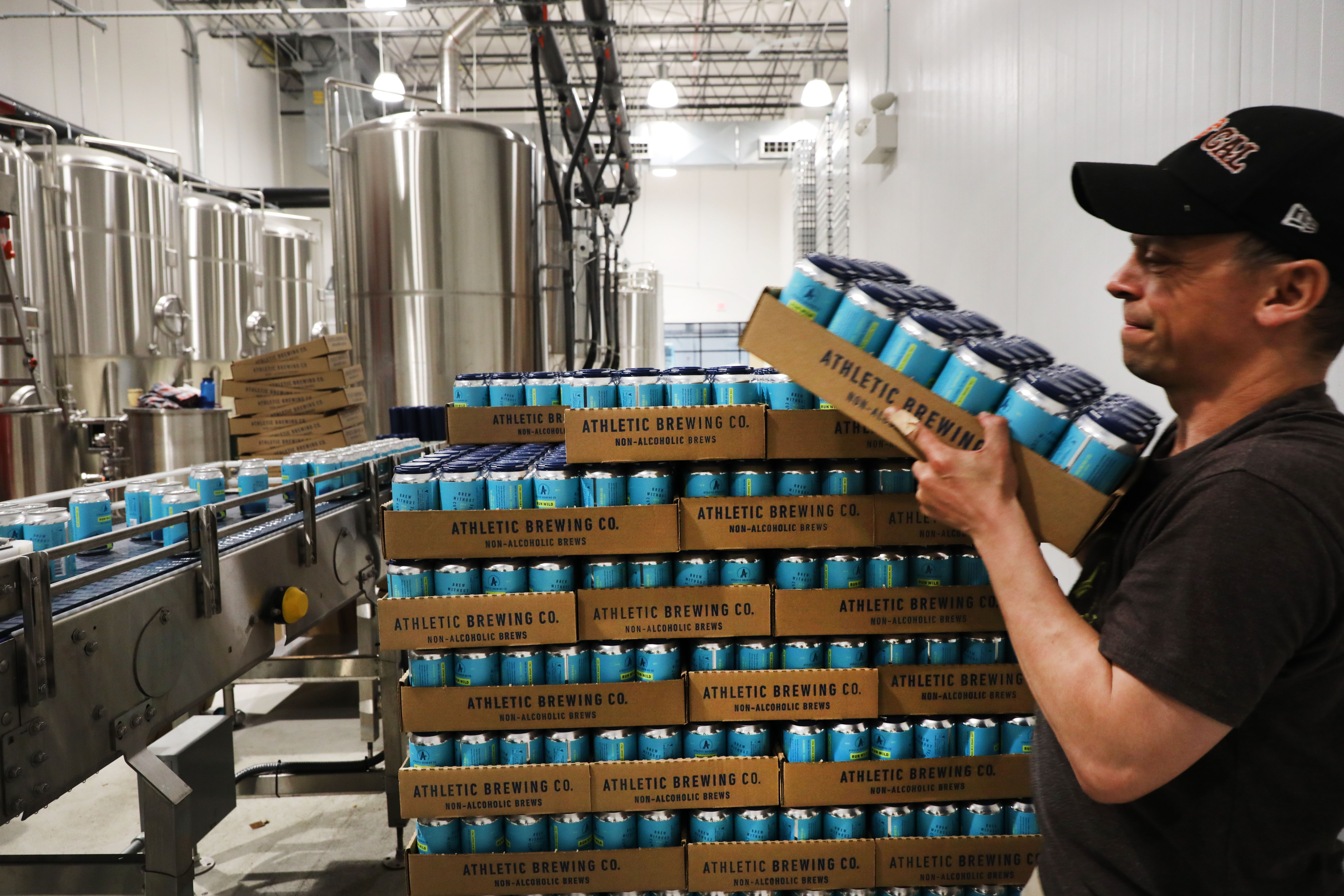 First Craft Brewery To Brew Only Non-Alcoholic Beer