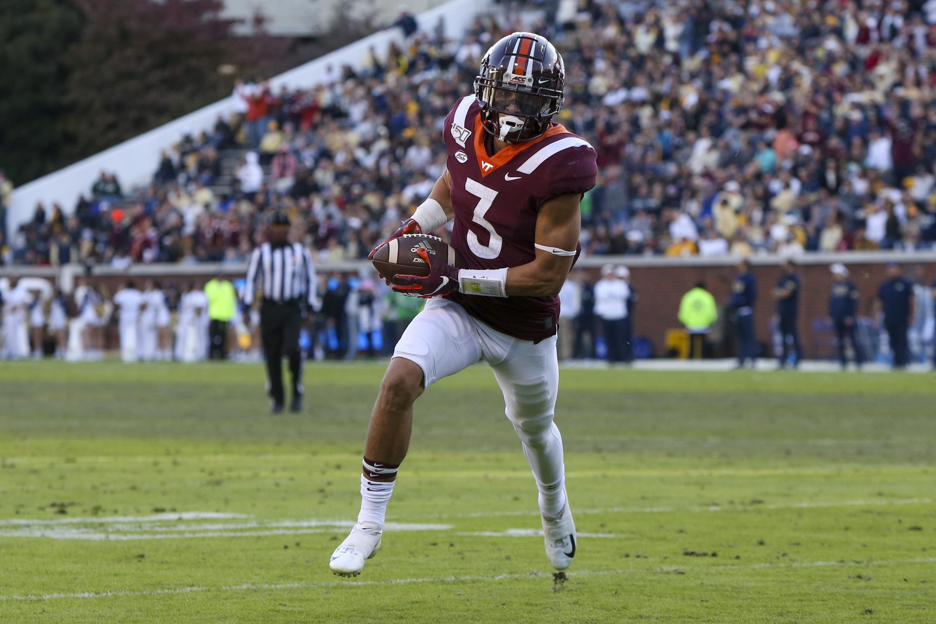 NCAA Football: Virginia Tech at Georgia Tech
