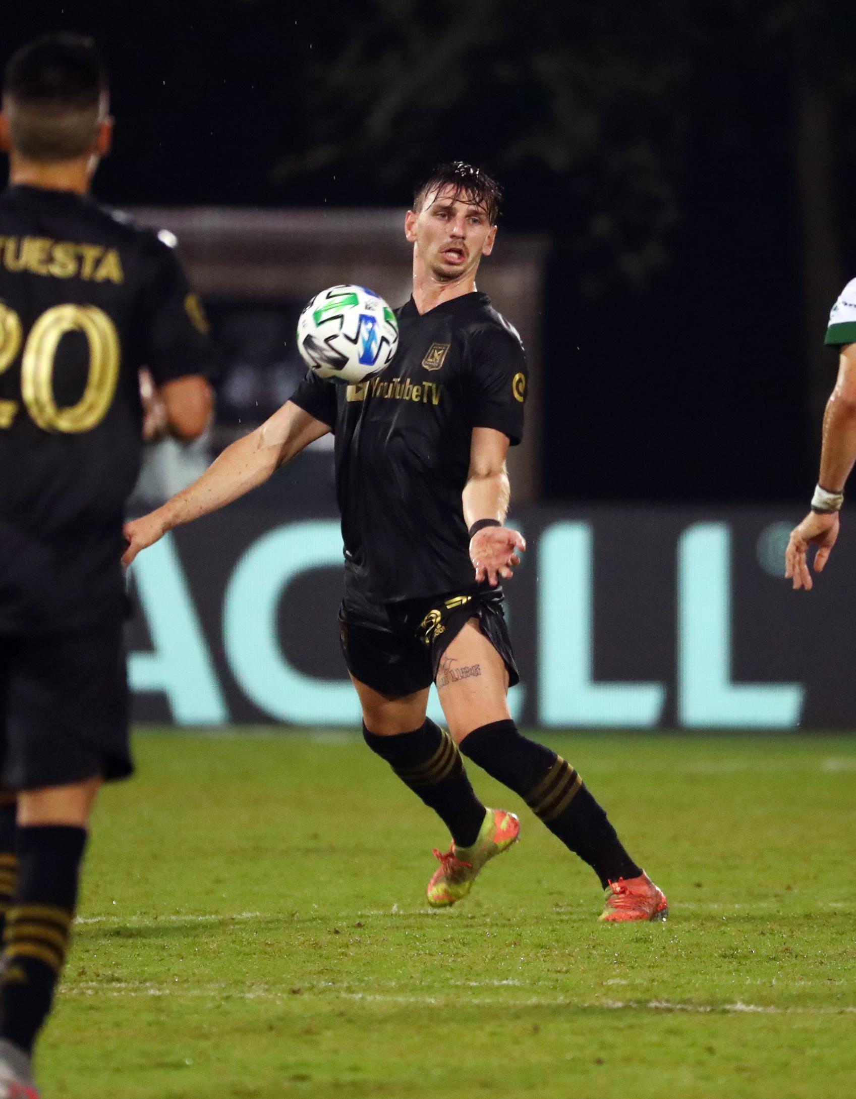 MLS: Portland Timbers at Los Angeles FC