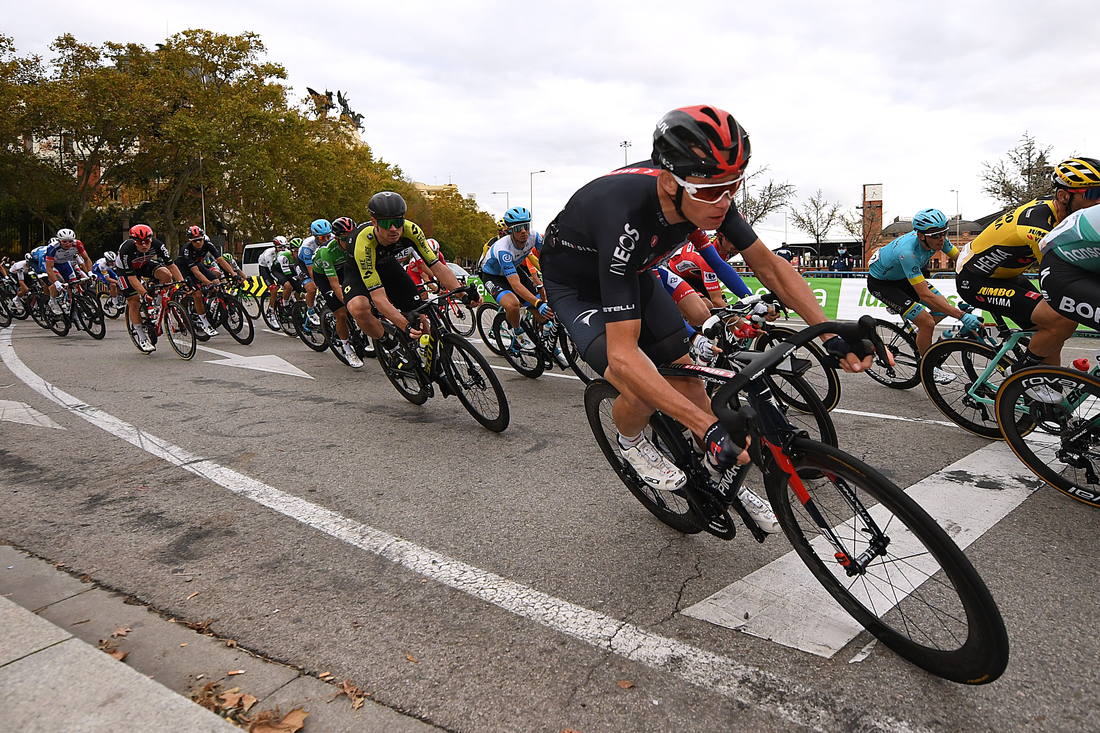 75th Tour of Spain 2020 - Stage Eighteen