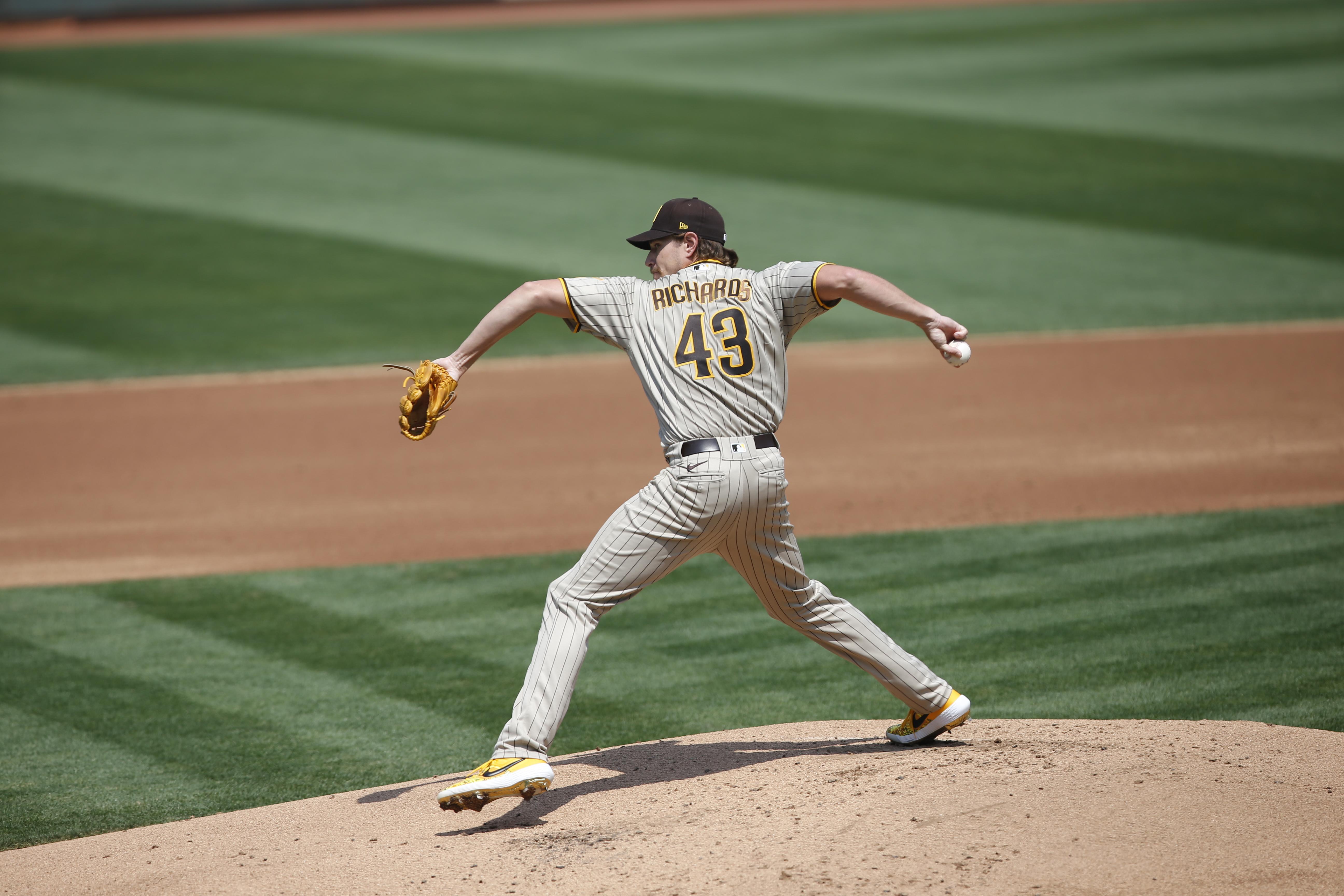 San Diego Padres v Oakland Athletics