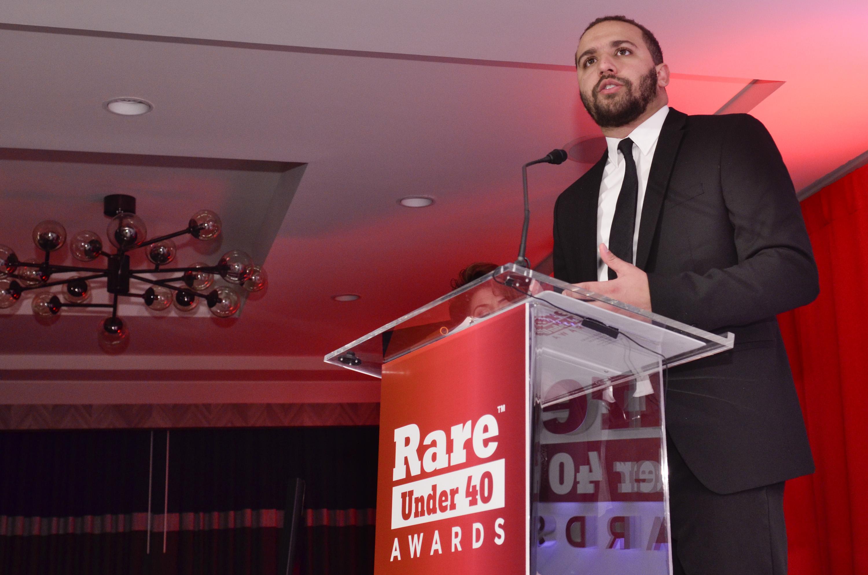 DC RARE Under 40 Awards
