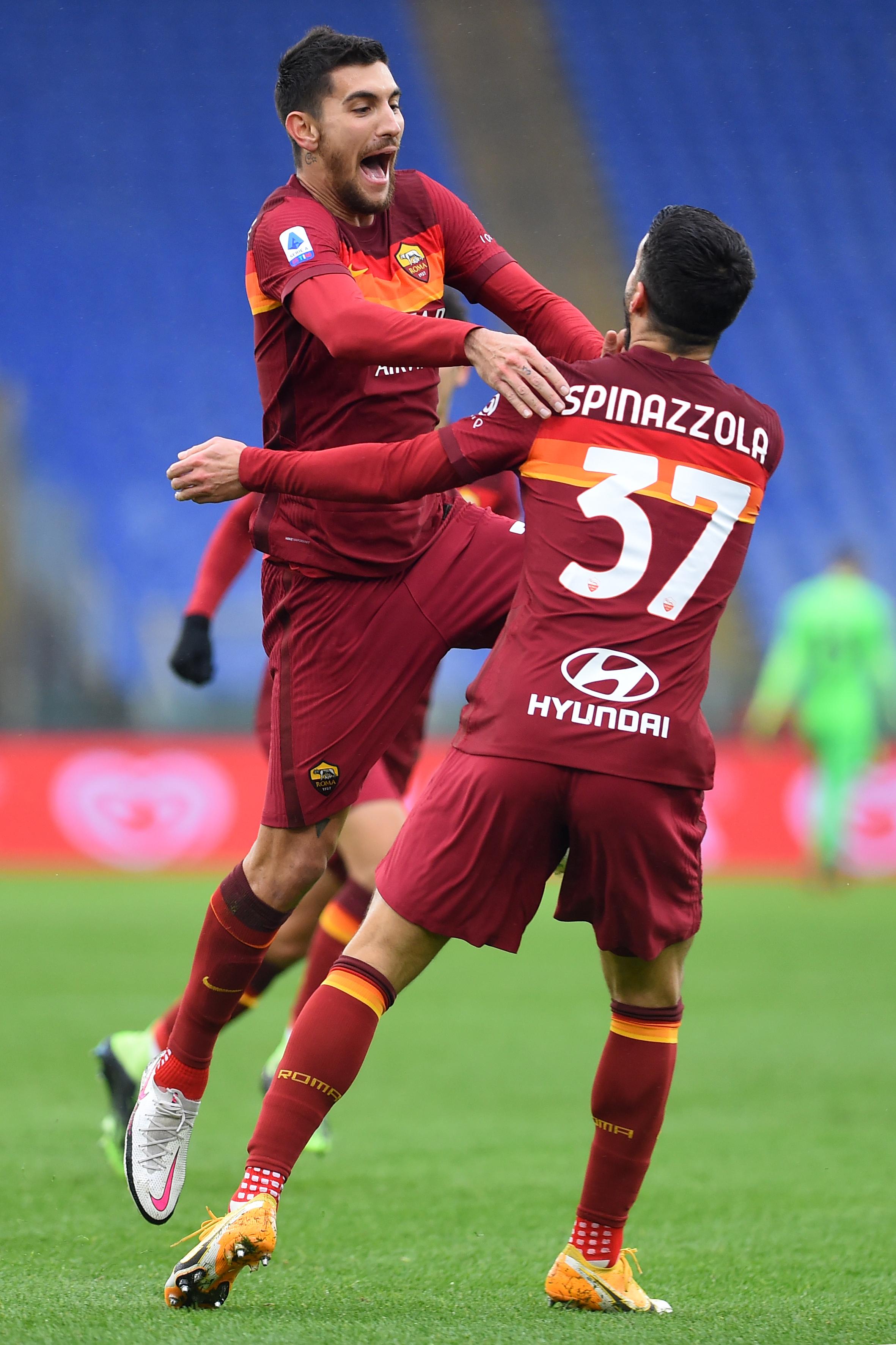 Football Serie A Roma-Inter