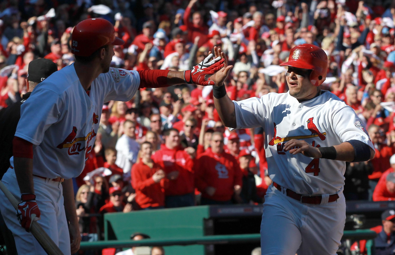 Division Series - Washington Nationals v St Louis Cardinals - Game One