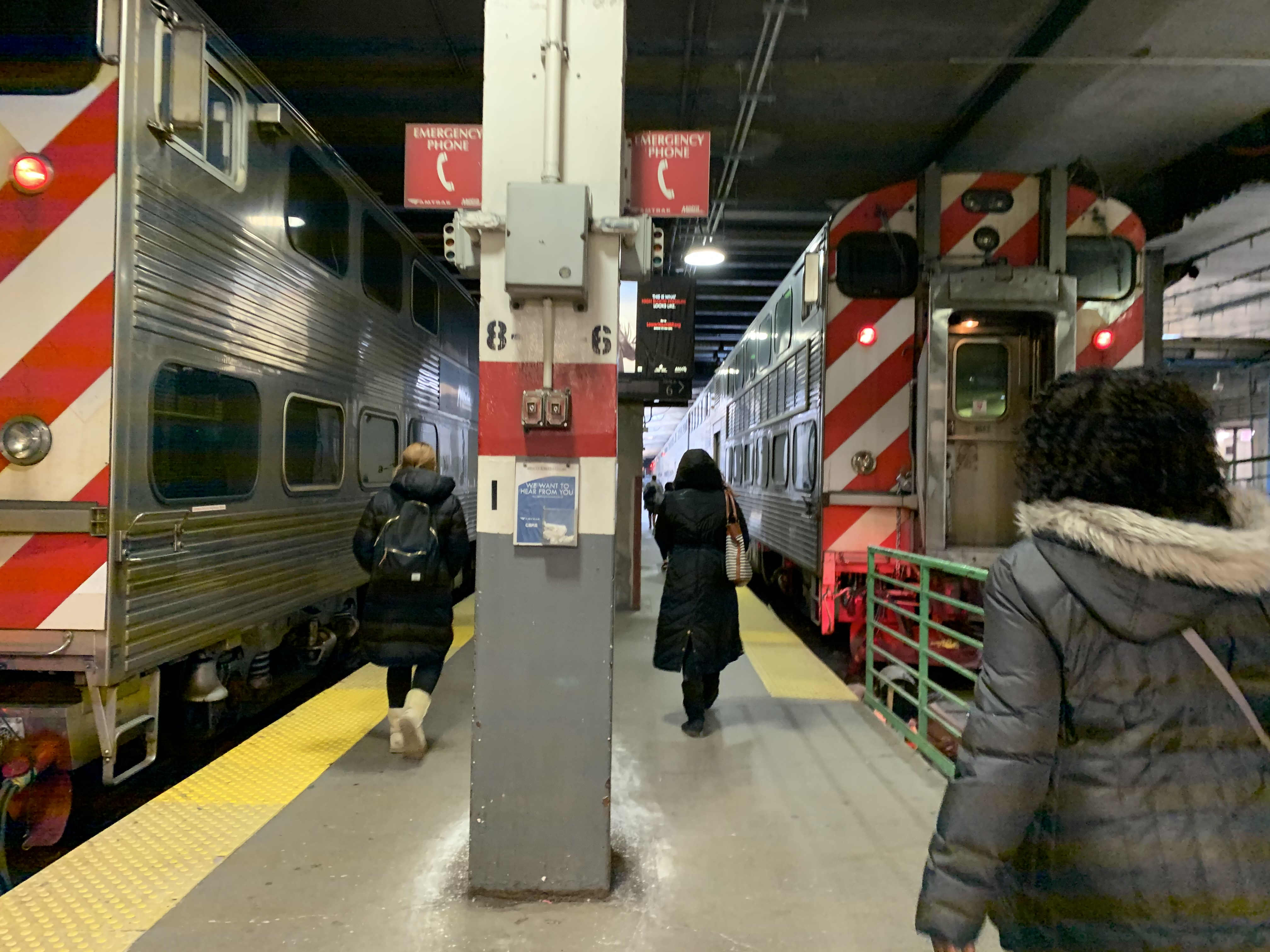 Metra may consider a schedule reduction amid the coronavirus pandemic.