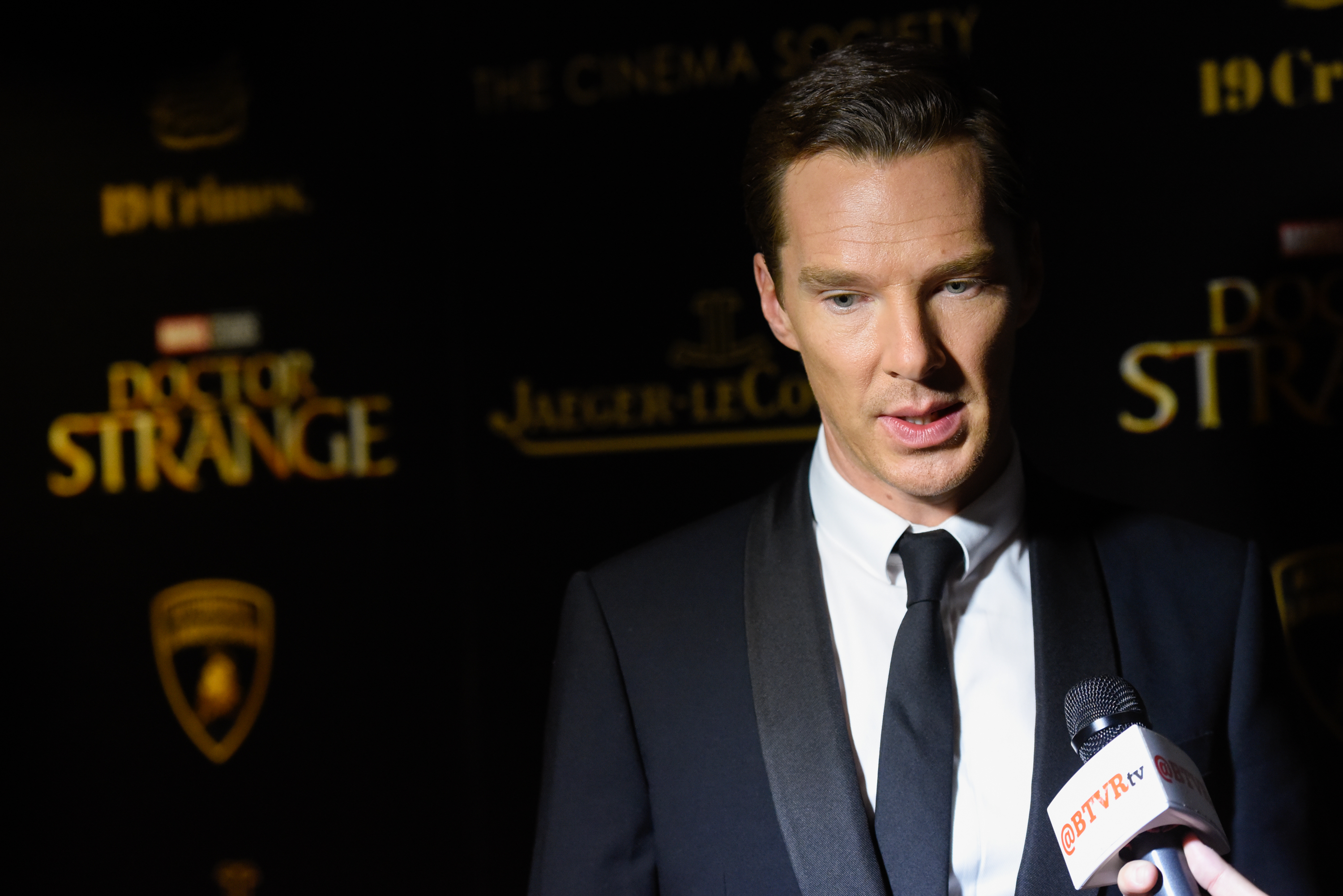 """Lamborghini With The Cinema Society, Jaeger-LeCoultre & 19 Crimes Wines Host A Screening Of Marvel Studios' """"Doctor Strange"""" - Arrivals"""