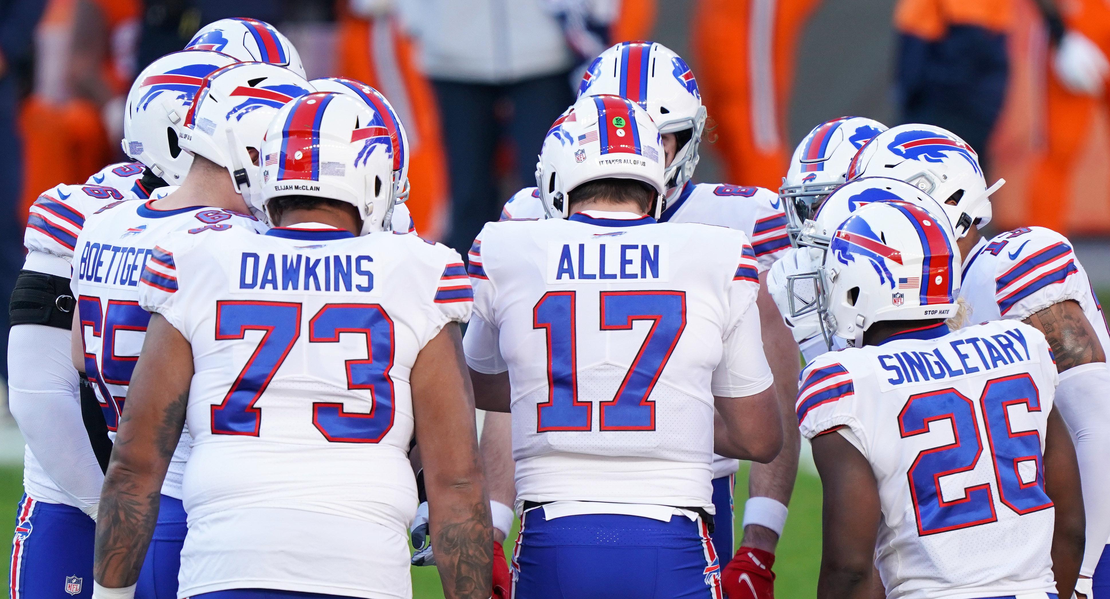 NFL: Buffalo Bills at Denver Broncos