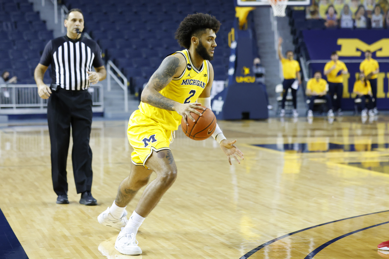 NCAA Basketball: Wisconsin at Michigan
