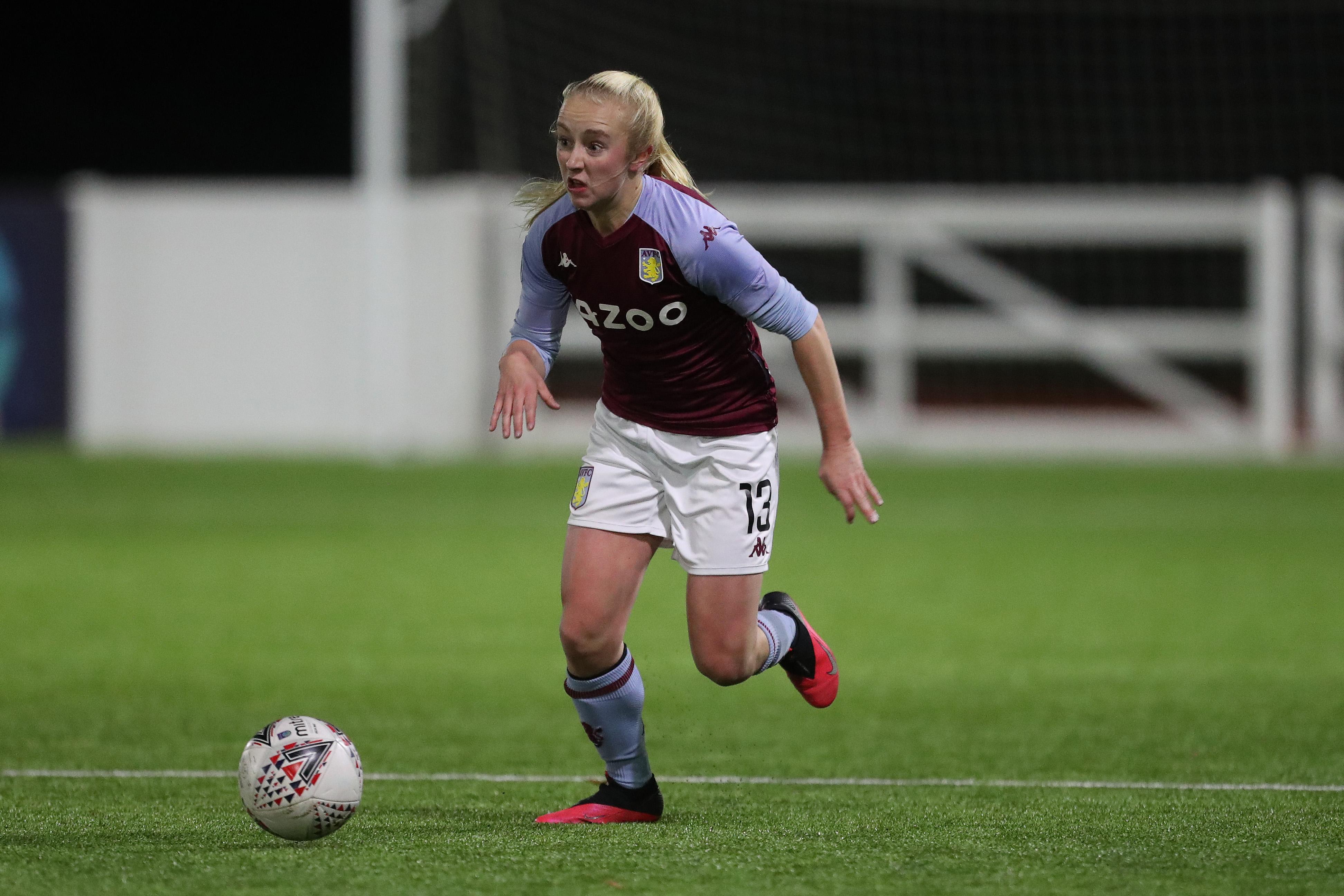 Durham Women v Aston Villa - Continental Cup