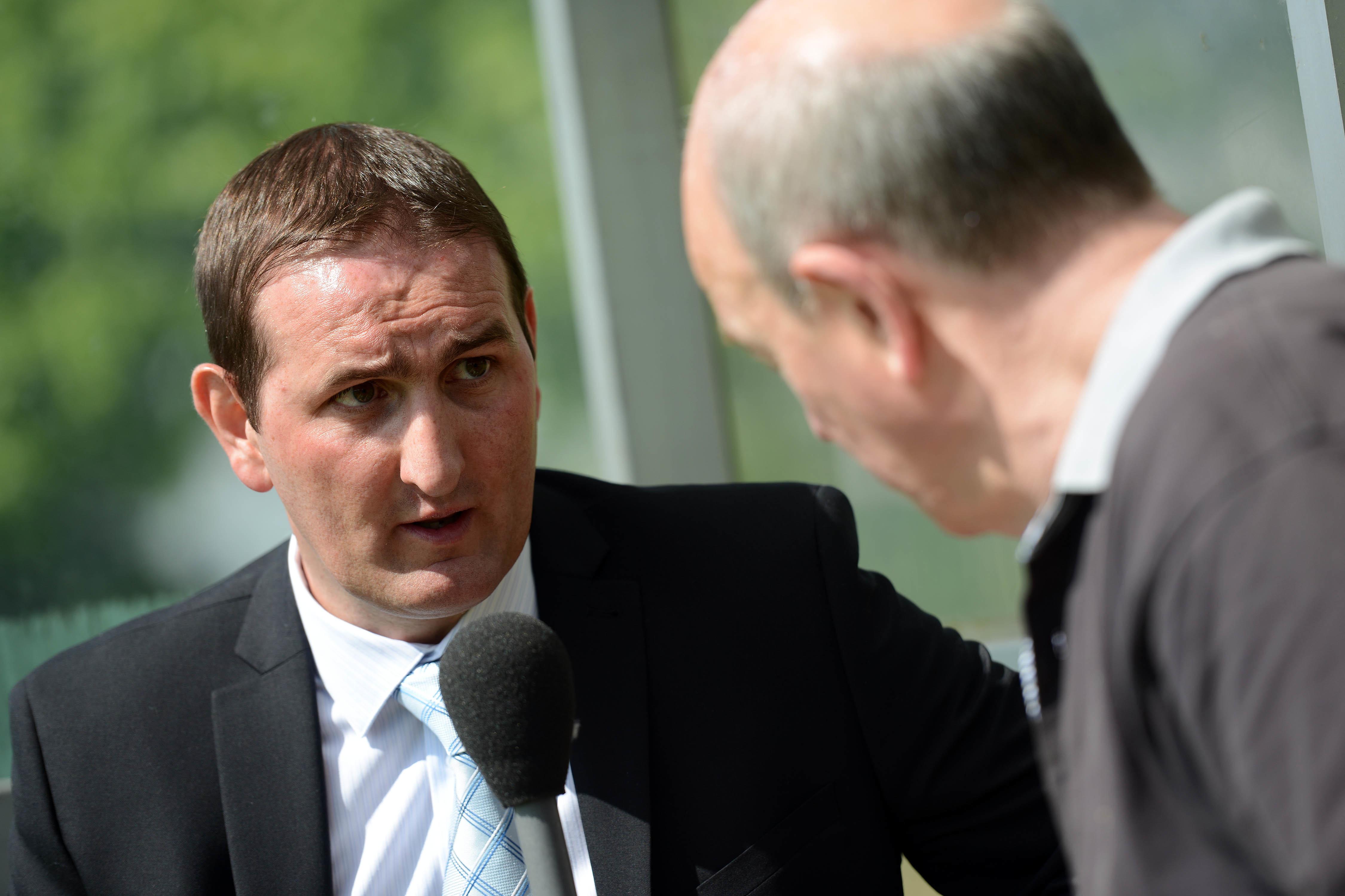 Football - Football League One - Wolverhampton Wanderers head coach Kenny Jackett