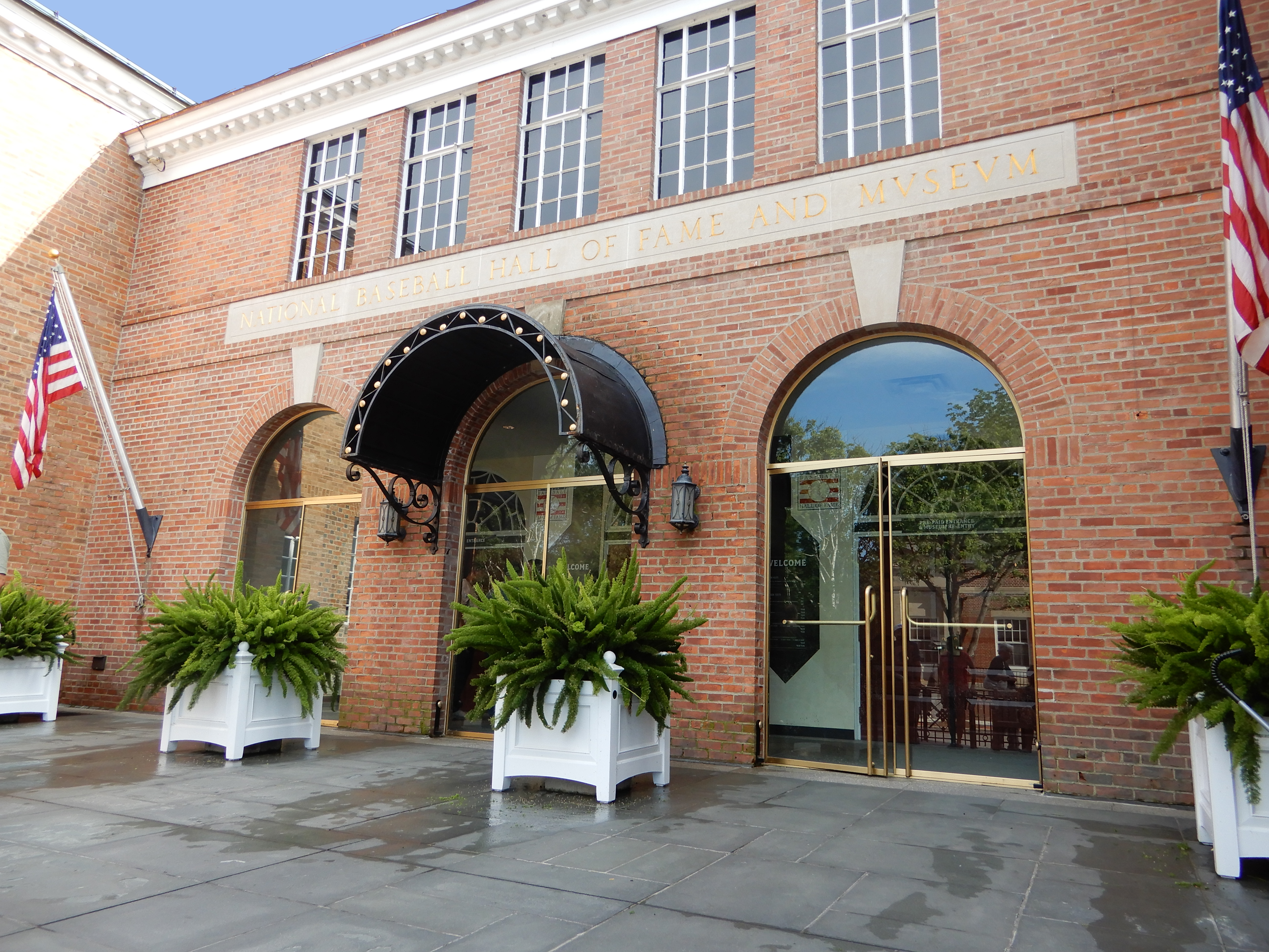 National Baseball Hall of Fame and Museum, Cooperstown, New York