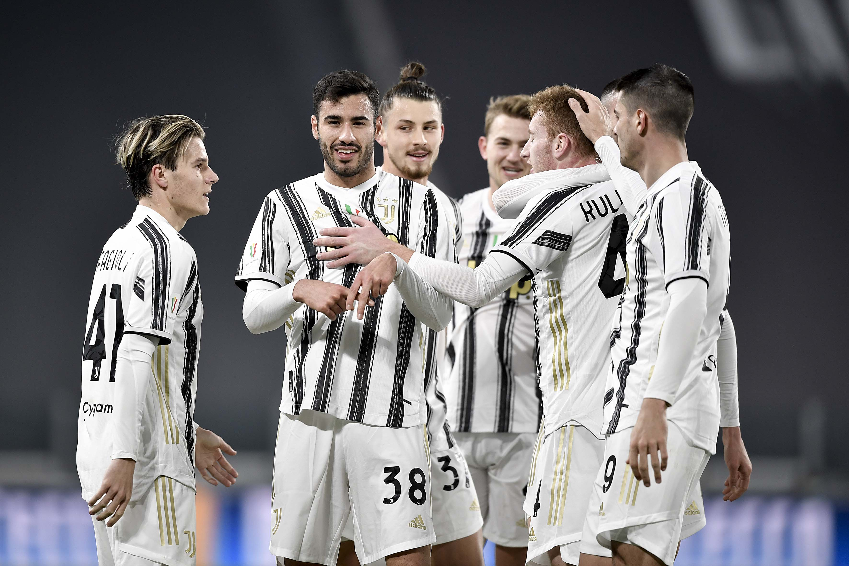 Juventus v SPAL - Coppa Italia