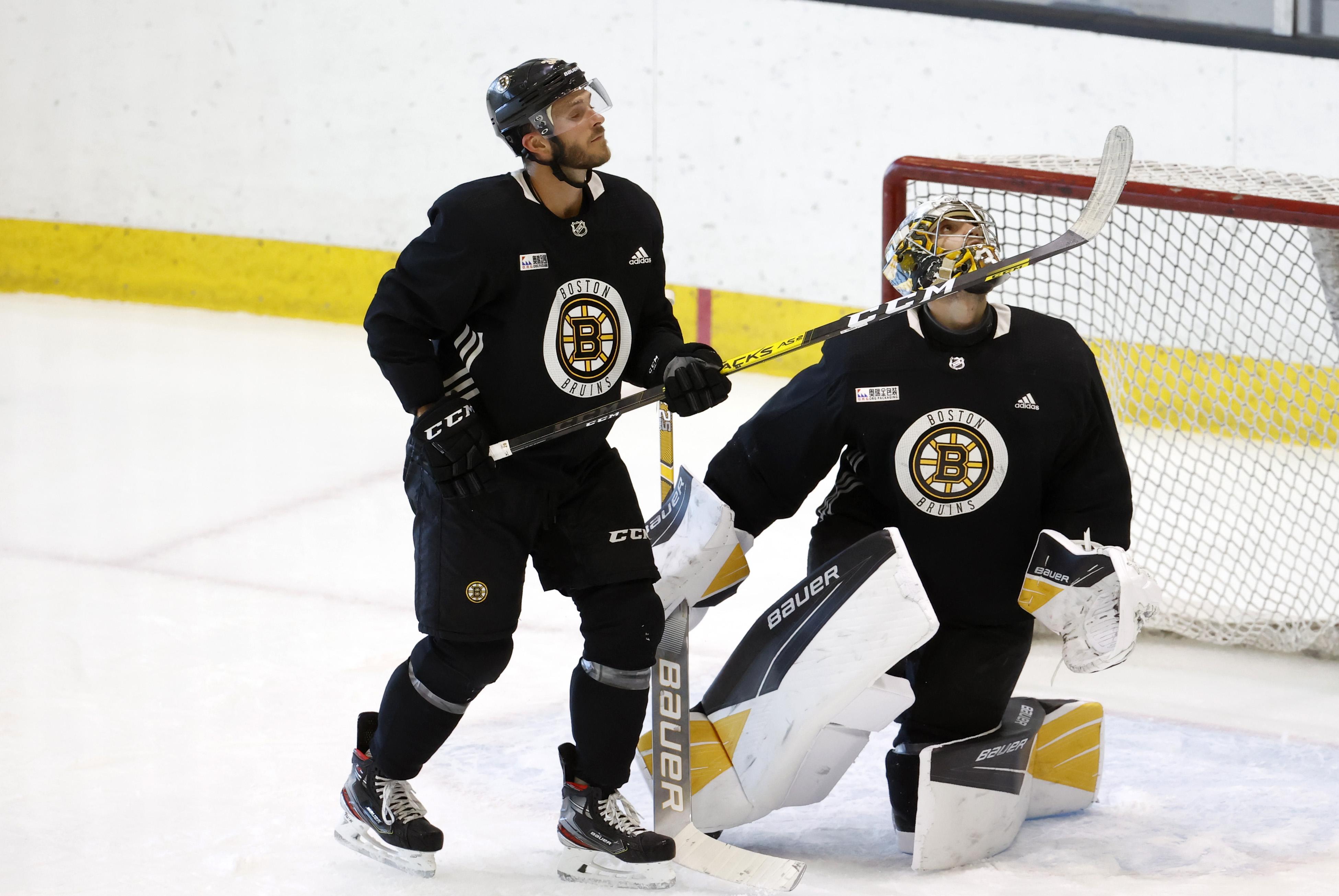 NHL: JUL 18 Bruins Training Camp