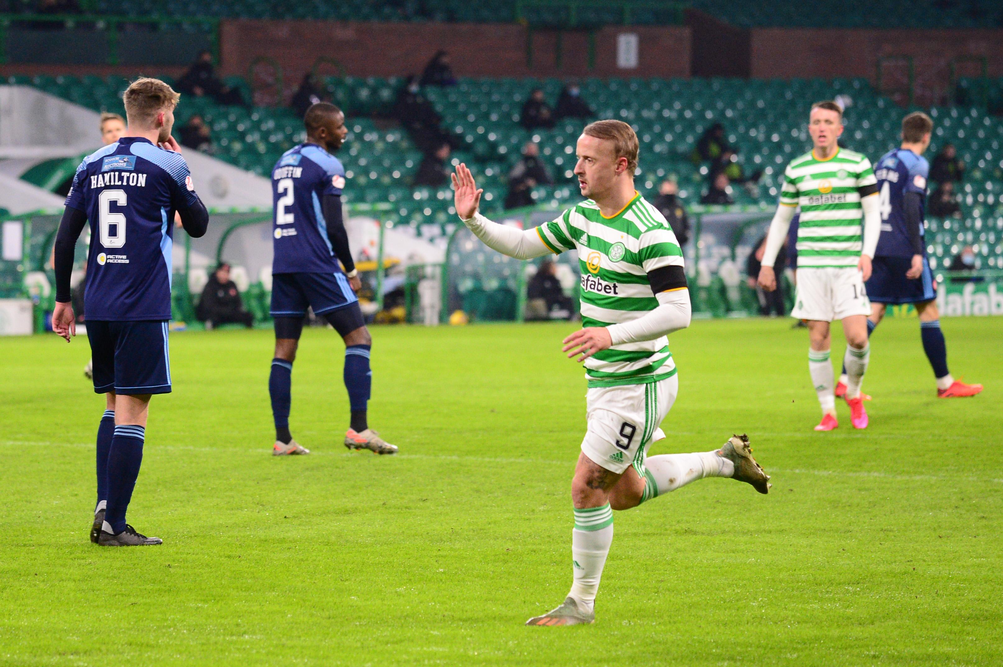 Celtic v Hamilton Academical - Ladbrokes Scottish Premiership