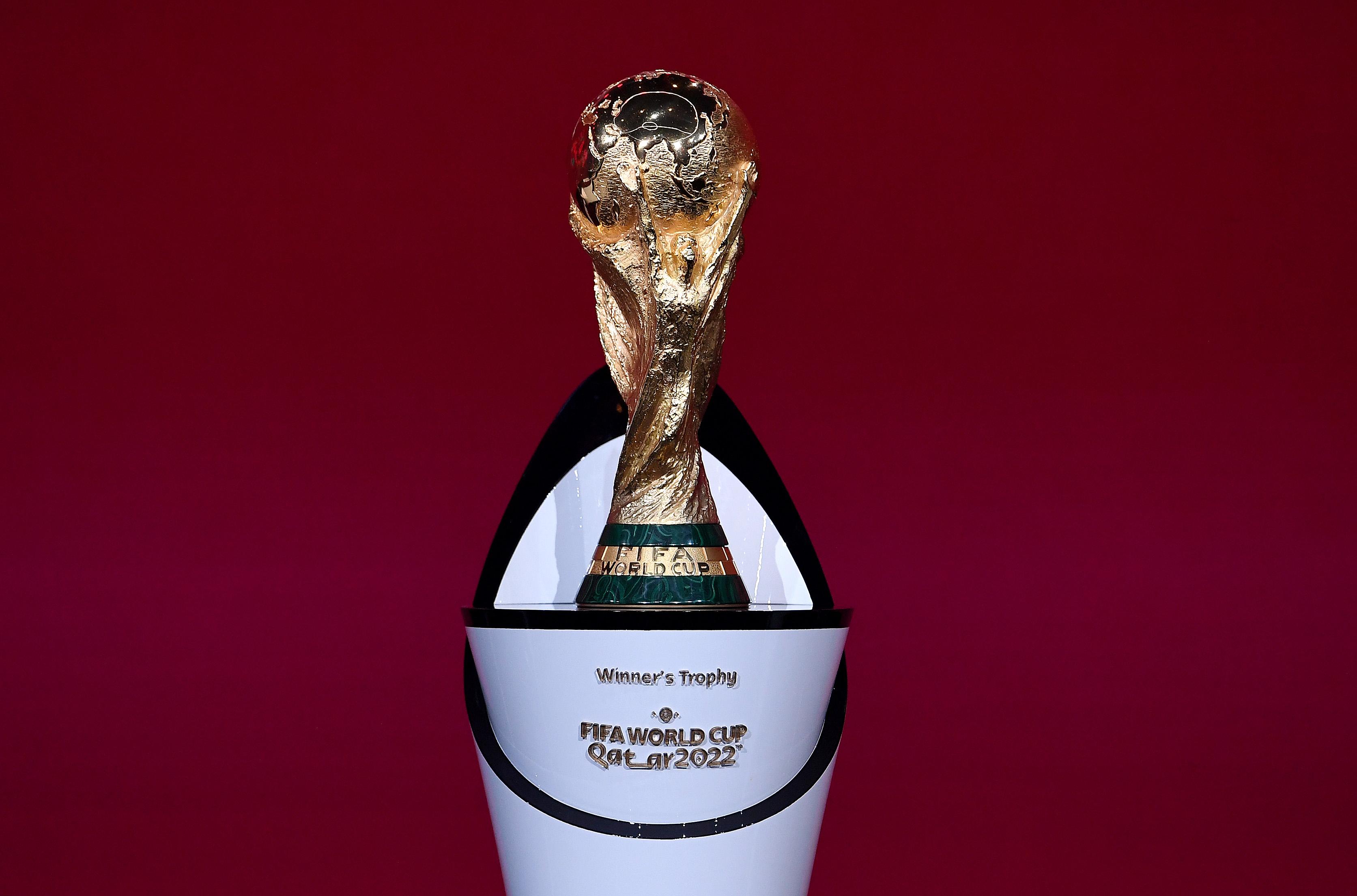 FIFA World Cup 2022 Preliminary Draw - UEFA