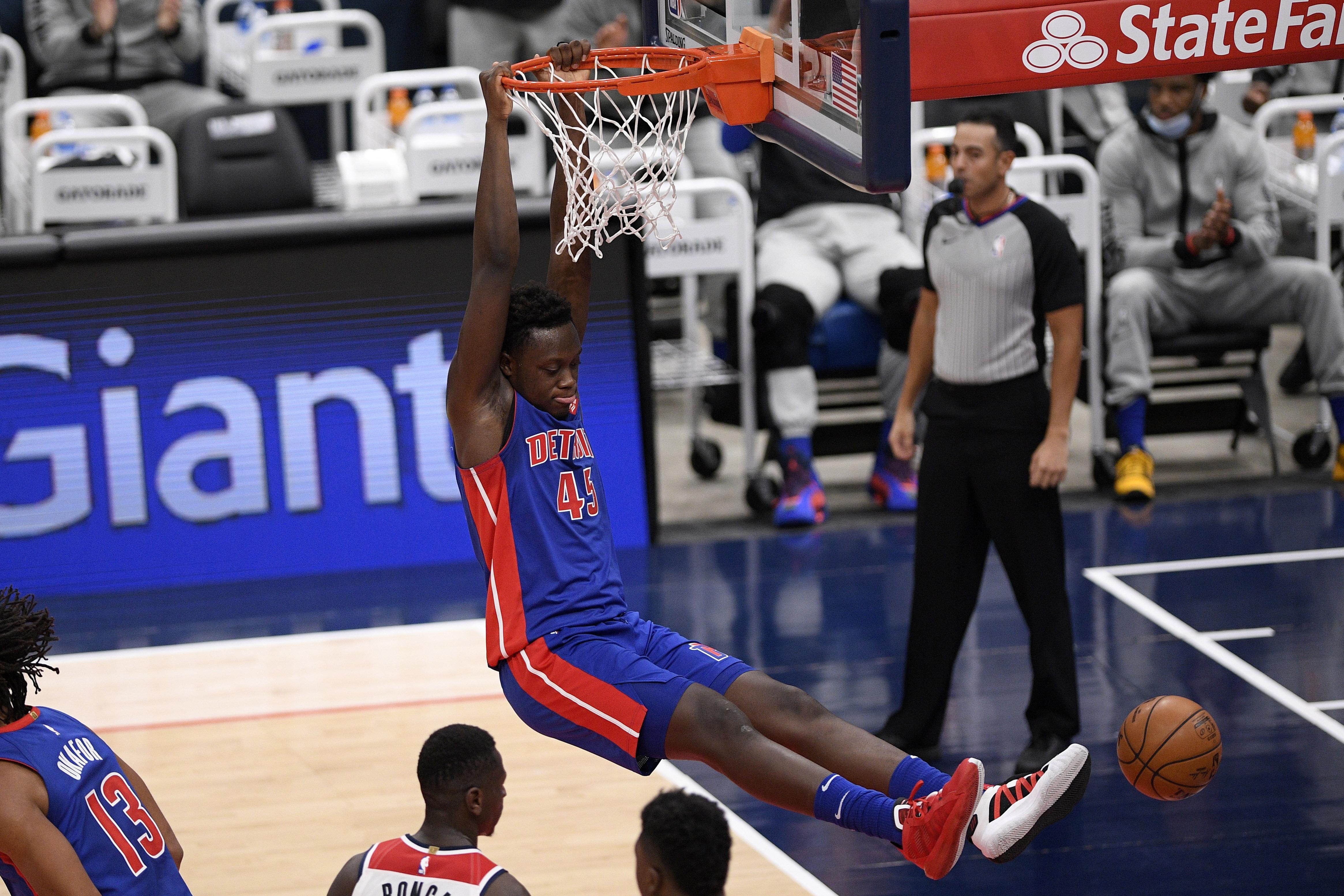 NBA: Preseason-Detroit Pistons at Washington Wizards