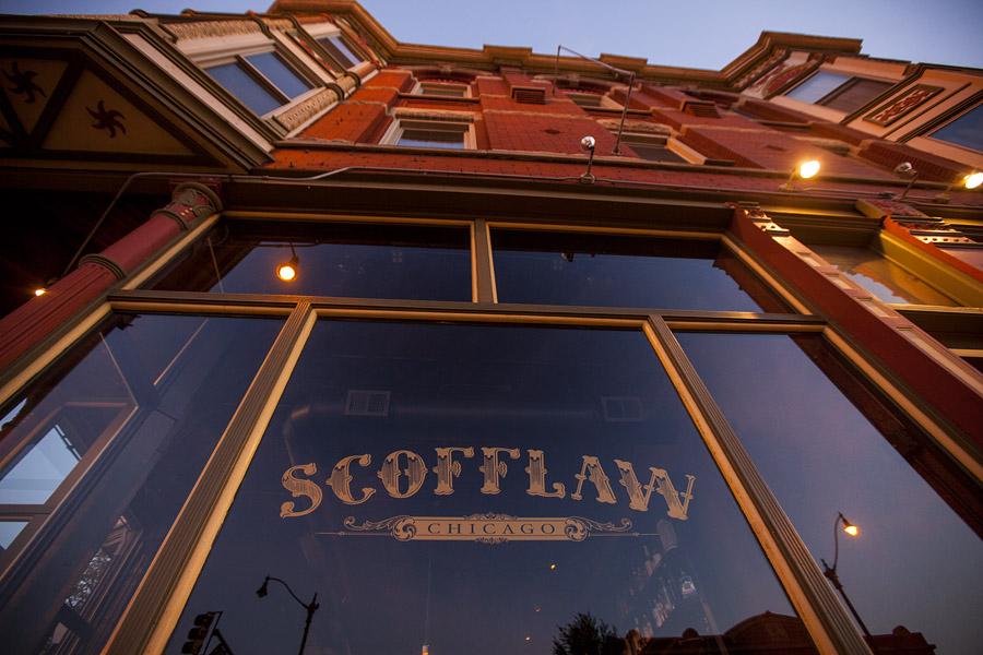 Scofflaw Window